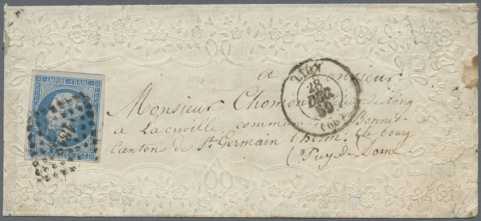 Lot 04149 - frankreich  -  Auktionshaus Christoph Gärtner GmbH & Co. KG 51th Auction - Day 2