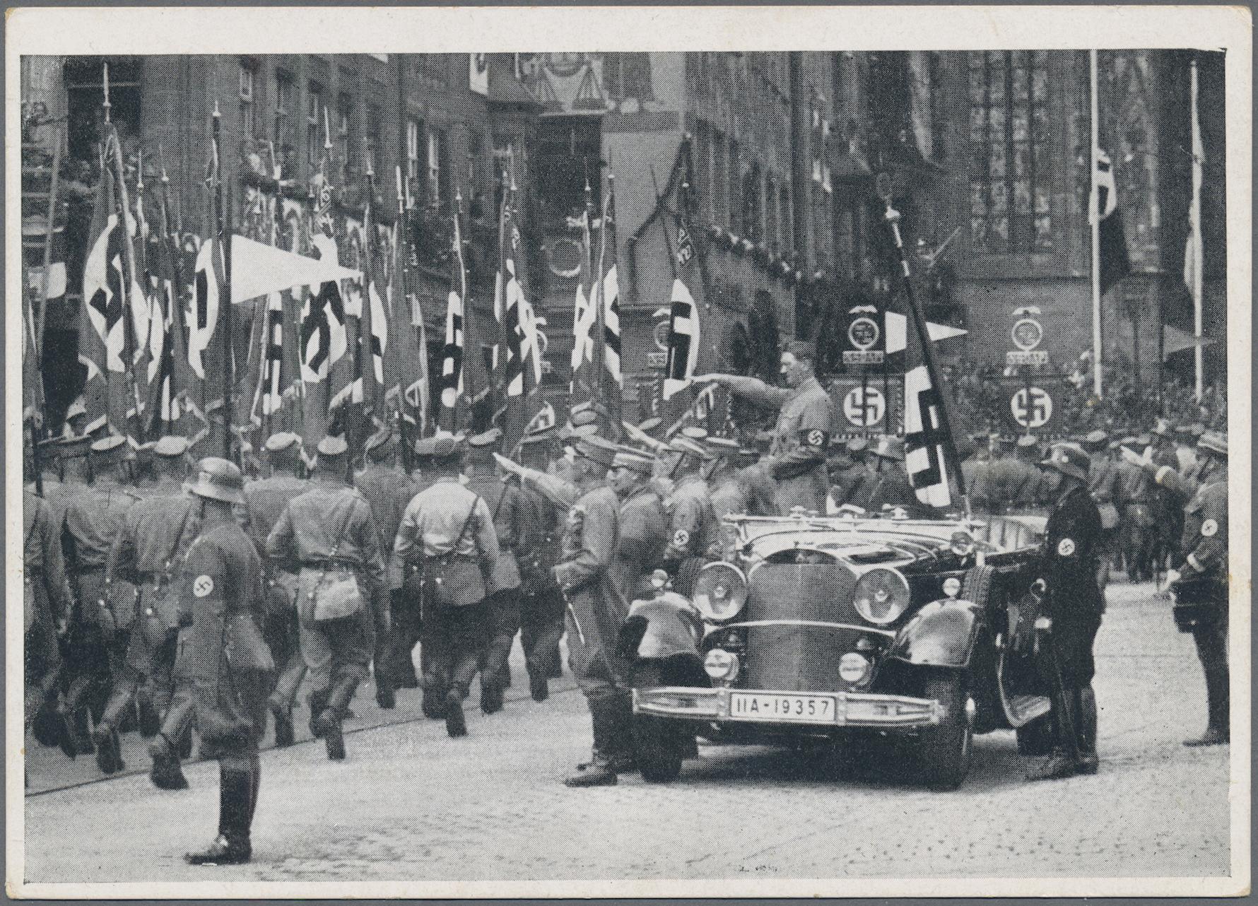 Lot 26526 - Ansichtskarten: Propaganda  -  Auktionshaus Christoph Gärtner GmbH & Co. KG 50th Auction Anniversary Auction - Day 6