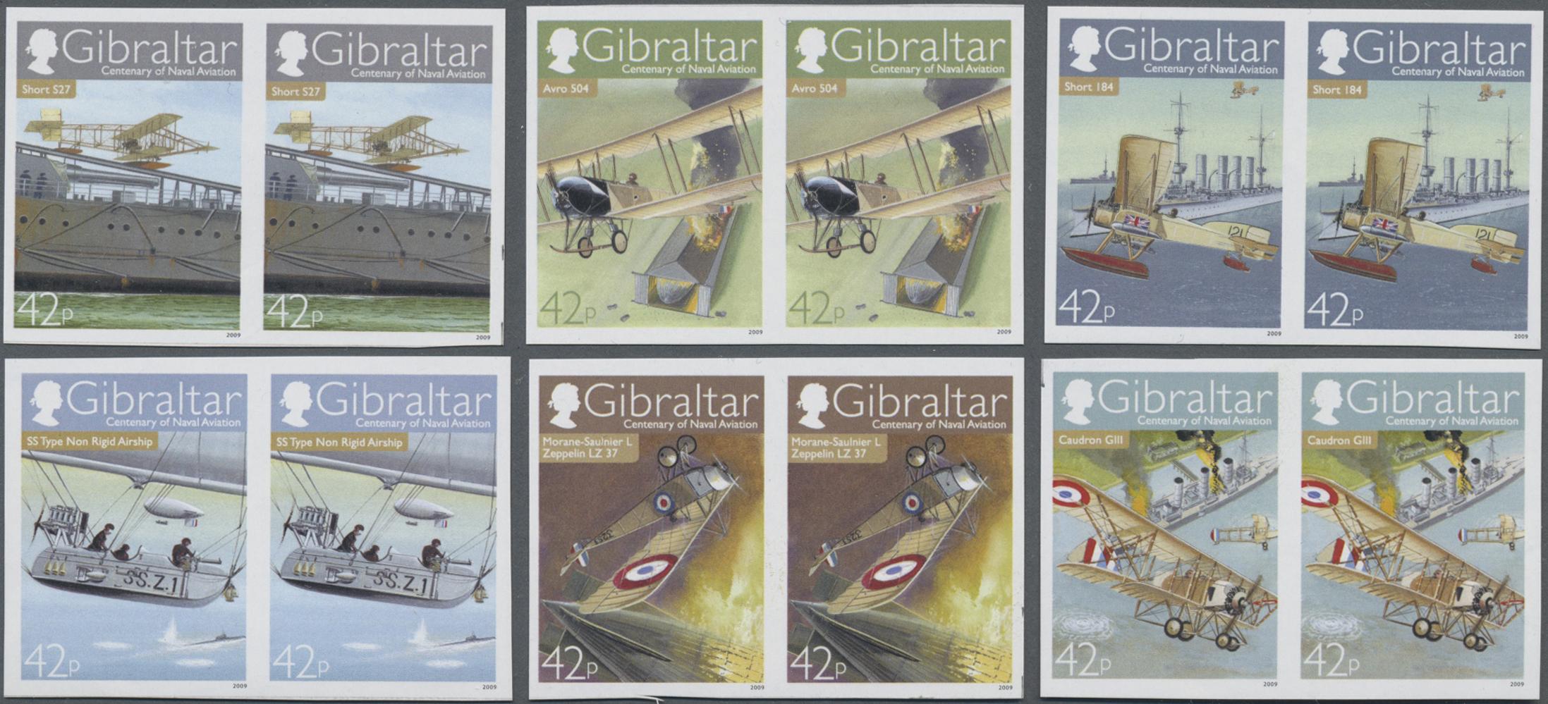 Lot 06218 - Thematik: Flugzeuge, Luftfahrt / airoplanes, aviation  -  Auktionshaus Christoph Gärtner GmbH & Co. KG Sale #48 The Single Lots Philatelie