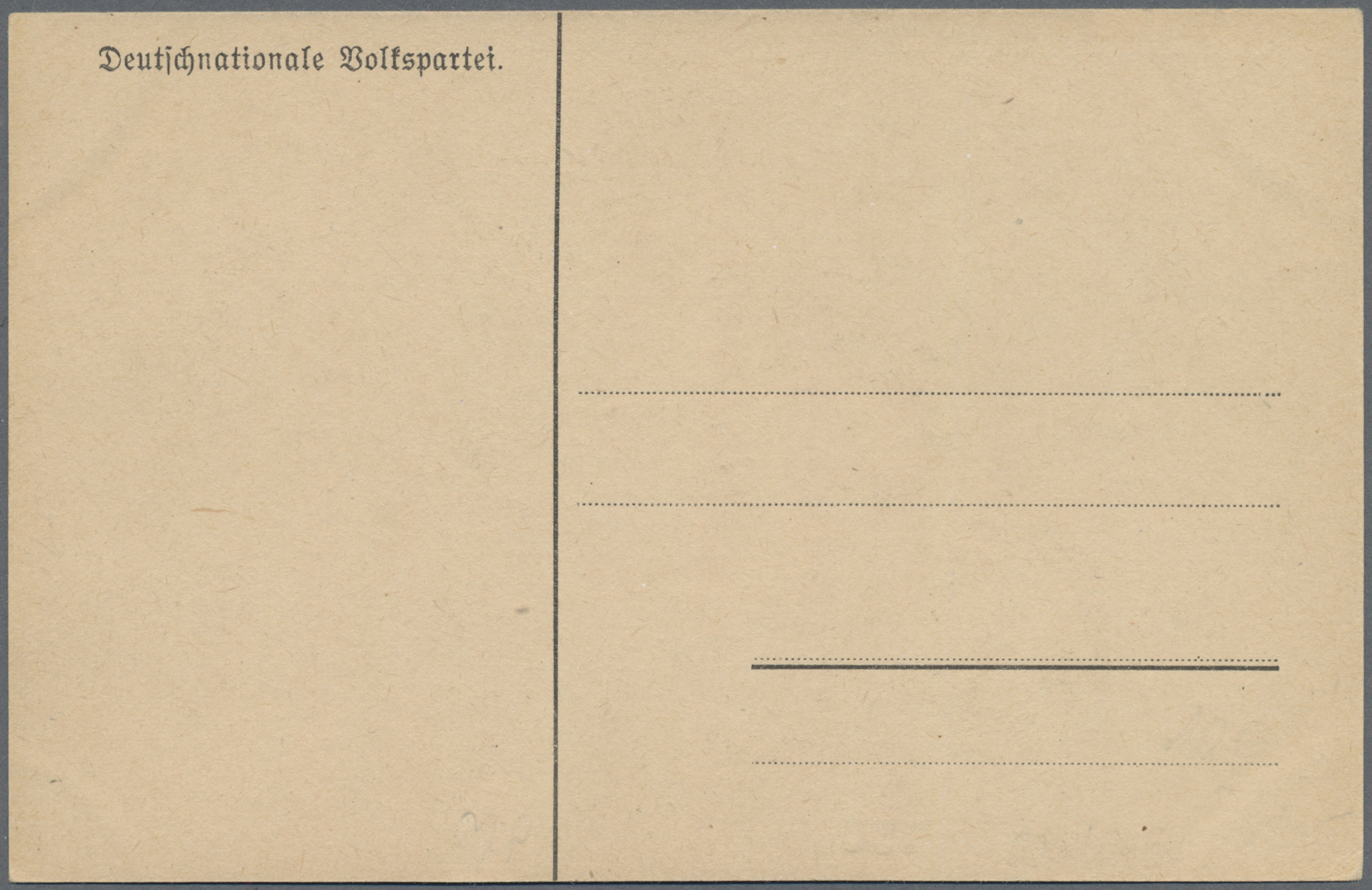 Lot 03135 - ansichtskarten: politik / politics  -  Auktionshaus Christoph Gärtner GmbH & Co. KG Sale #48 The Coins & The Picture Post Cards