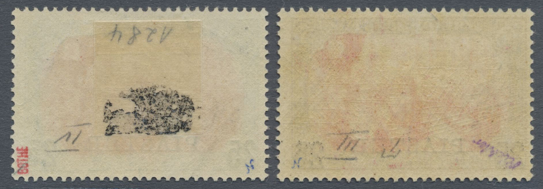 Lot 22134 - deutsche post in der türkei  -  Auktionshaus Christoph Gärtner GmbH & Co. KG Single lots Germany + Picture Postcards. Auction #39 Day 5