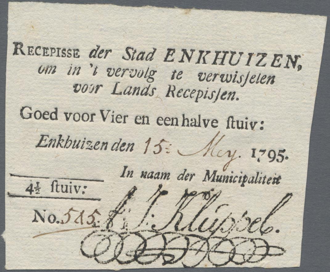Lot 9124 - Netherlands / Niederlande banknoten -  Auktionshaus Christoph Gärtner GmbH & Co. KG Sale #47 Banknotes Worldwide & Germany, Numismatics