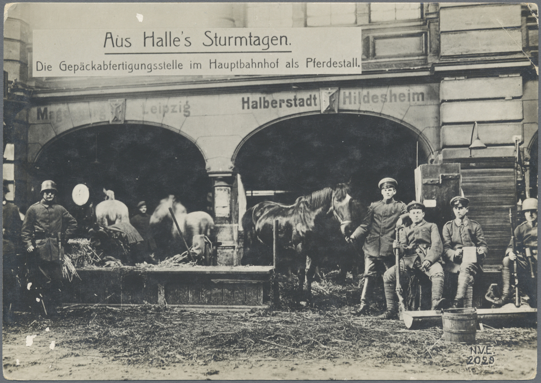 Lot 03515 - ansichtskarten: politik / politics  -  Auktionshaus Christoph Gärtner GmbH & Co. KG Sale #48 The Coins & The Picture Post Cards