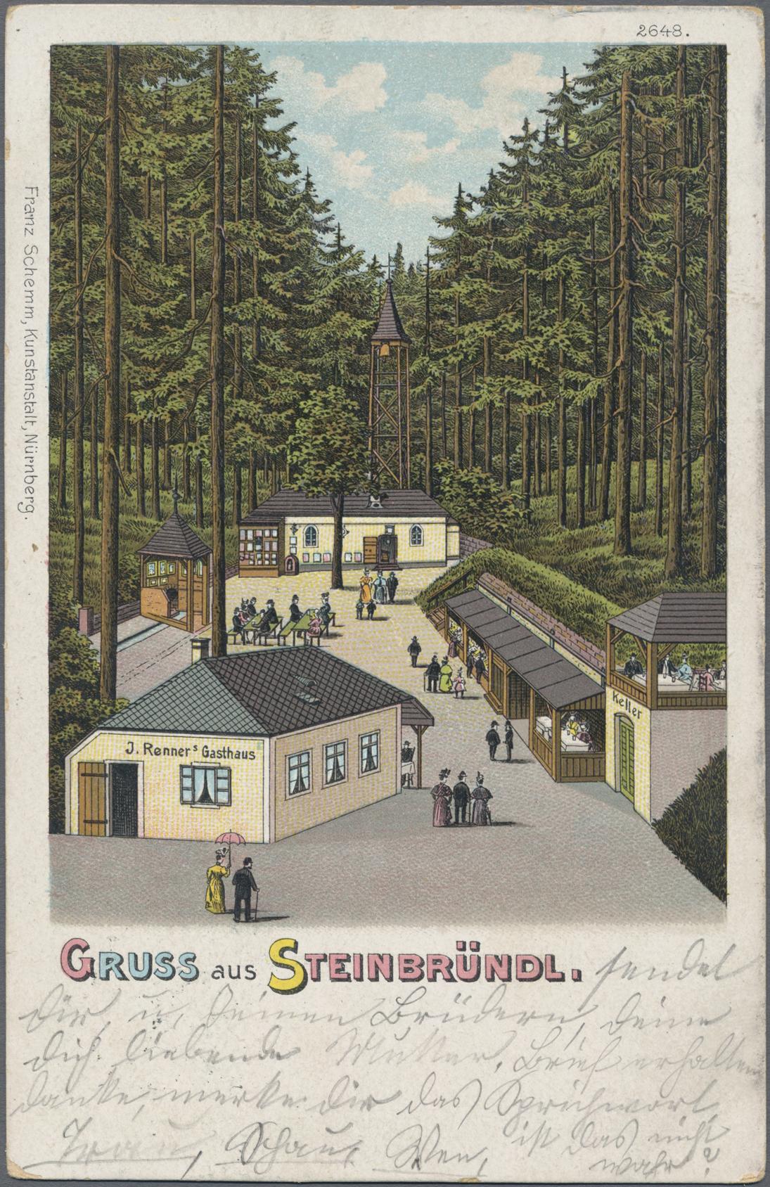Lot 04145 - Ansichtskarten: Österreich  -  Auktionshaus Christoph Gärtner GmbH & Co. KG Sale #48 The Coins & The Picture Post Cards