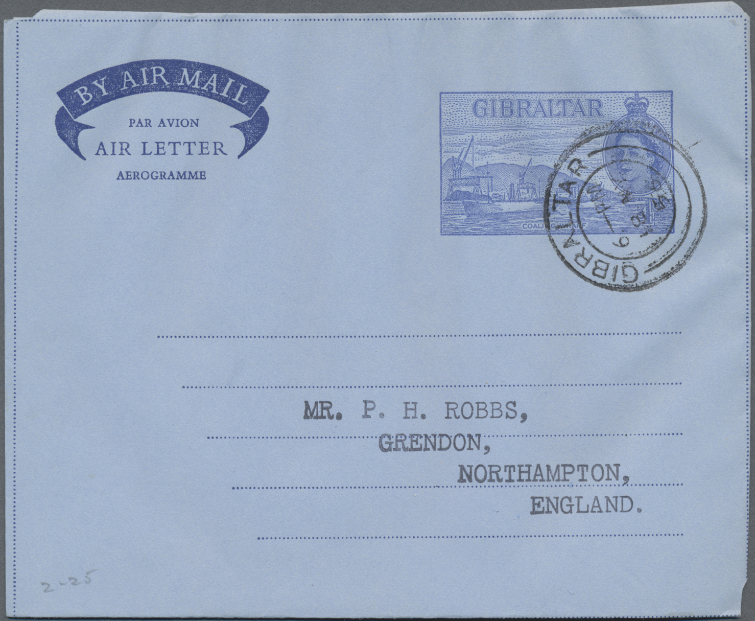 Lot 01800 - Gibraltar  -  Auktionshaus Christoph Gärtner GmbH & Co. KG Special Auction 26.- 28. May 2020 Day 2 Collections Part 2