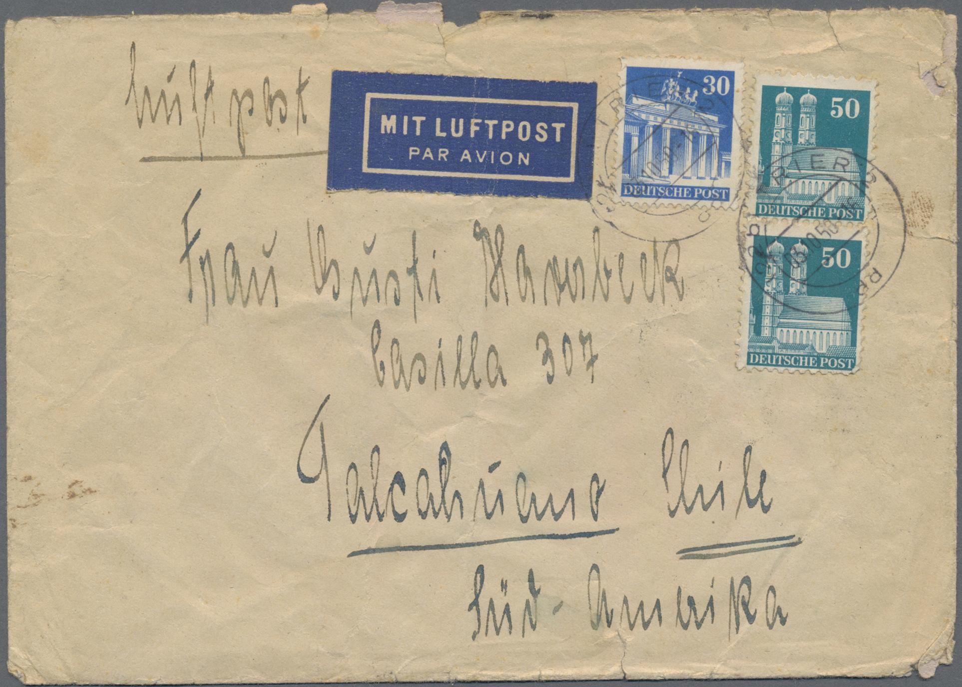 Lot 37599 - bundesrepublik deutschland  -  Auktionshaus Christoph Gärtner GmbH & Co. KG Sale #44 Collections Germany