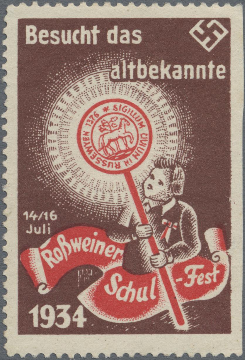 Lot 03571 - Ansichtskarten: Propaganda  -  Auktionshaus Christoph Gärtner GmbH & Co. KG Sale #48 The Coins & The Picture Post Cards