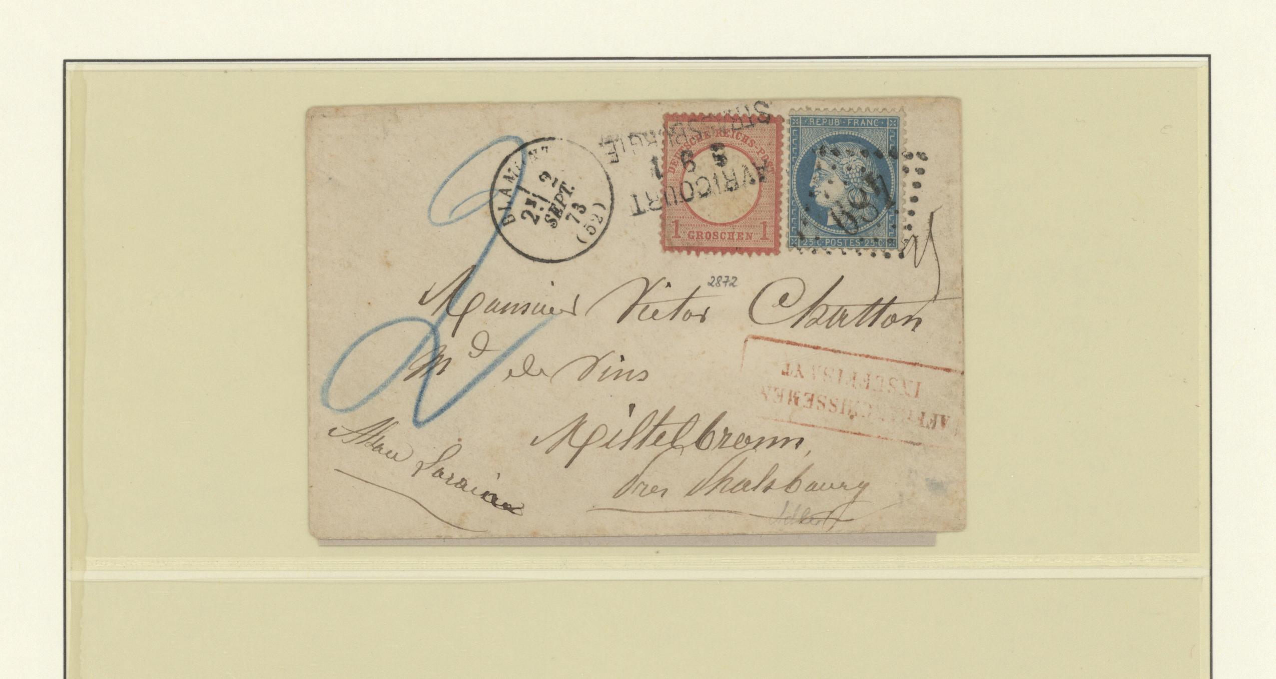 Lot 36564 - Deutsches Reich - Brustschild  -  Auktionshaus Christoph Gärtner GmbH & Co. KG Sale #44 Collections Germany