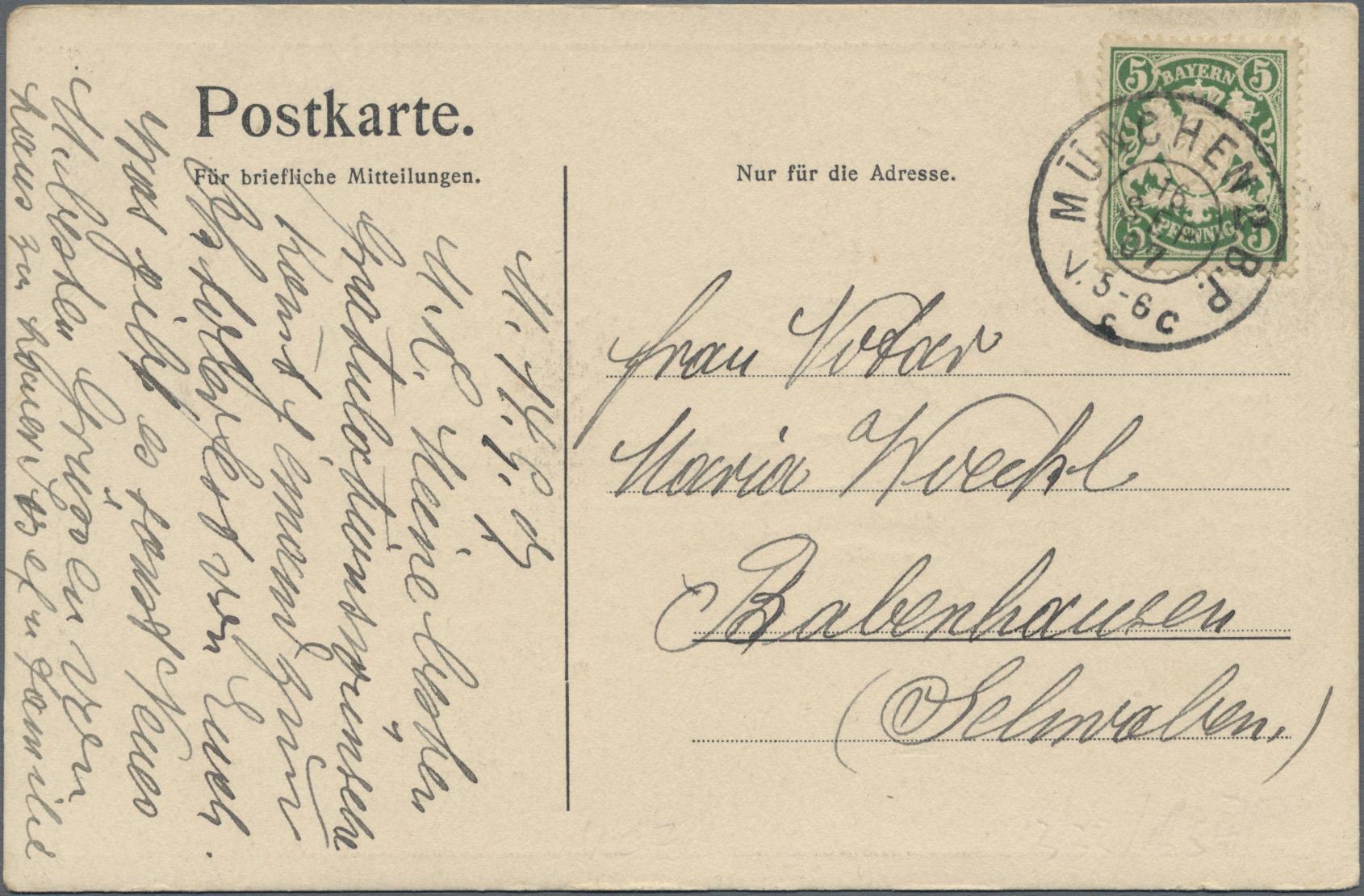 Lot 03136 - ansichtskarten: politik / politics  -  Auktionshaus Christoph Gärtner GmbH & Co. KG Sale #48 The Coins & The Picture Post Cards