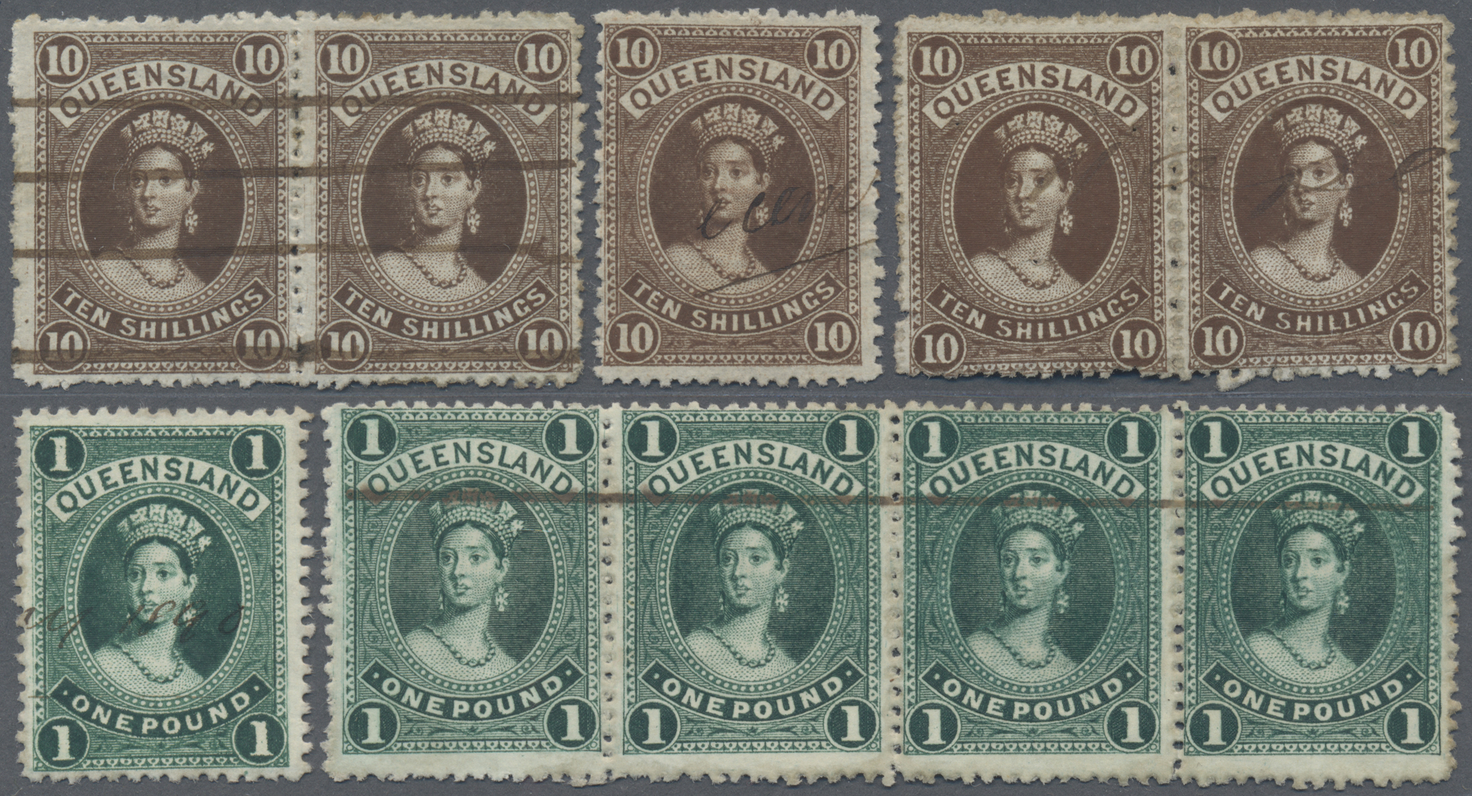 Lot 20192 - queensland  -  Auktionshaus Christoph Gärtner GmbH & Co. KG Sale #46 Collections Worldwide