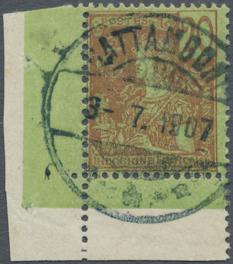 Lot 8122 - Thailand - Stempel  -  Auktionshaus Christoph Gärtner GmbH & Co. KG Philately: ASIA single lots including Special Catalog Malaya Auction #39 Day 3