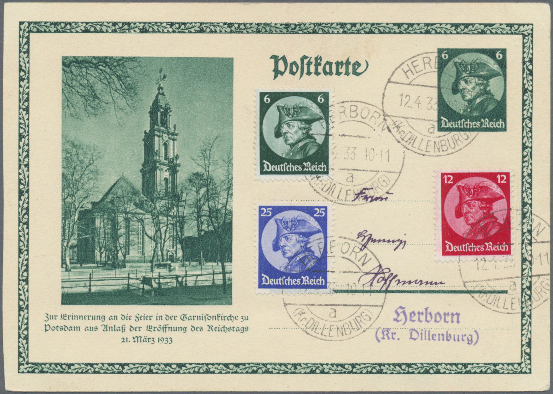 Lot 36702 - Deutsches Reich - 3. Reich  -  Auktionshaus Christoph Gärtner GmbH & Co. KG Sale #44 Collections Germany