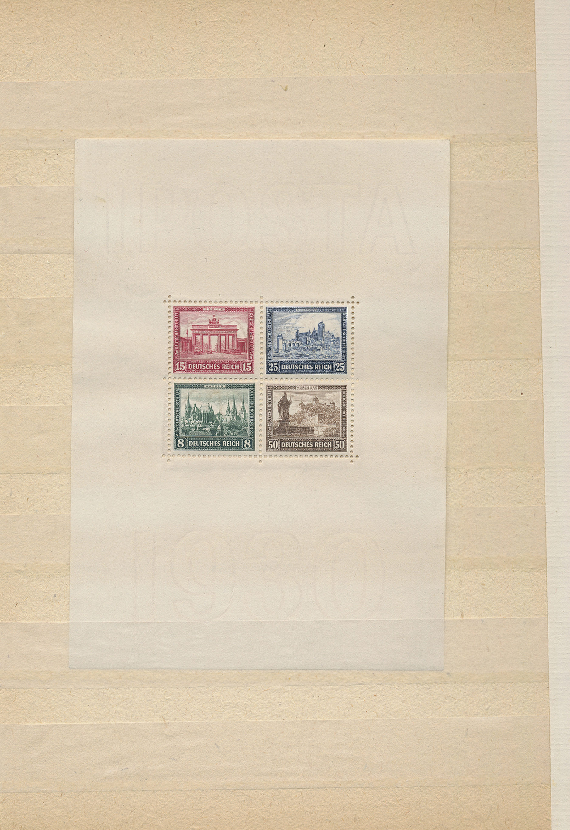 Lot 28346 - Deutsches Reich  -  Auktionshaus Christoph Gärtner GmbH & Co. KG Sale #46 Gollcetions Germany - including the suplement