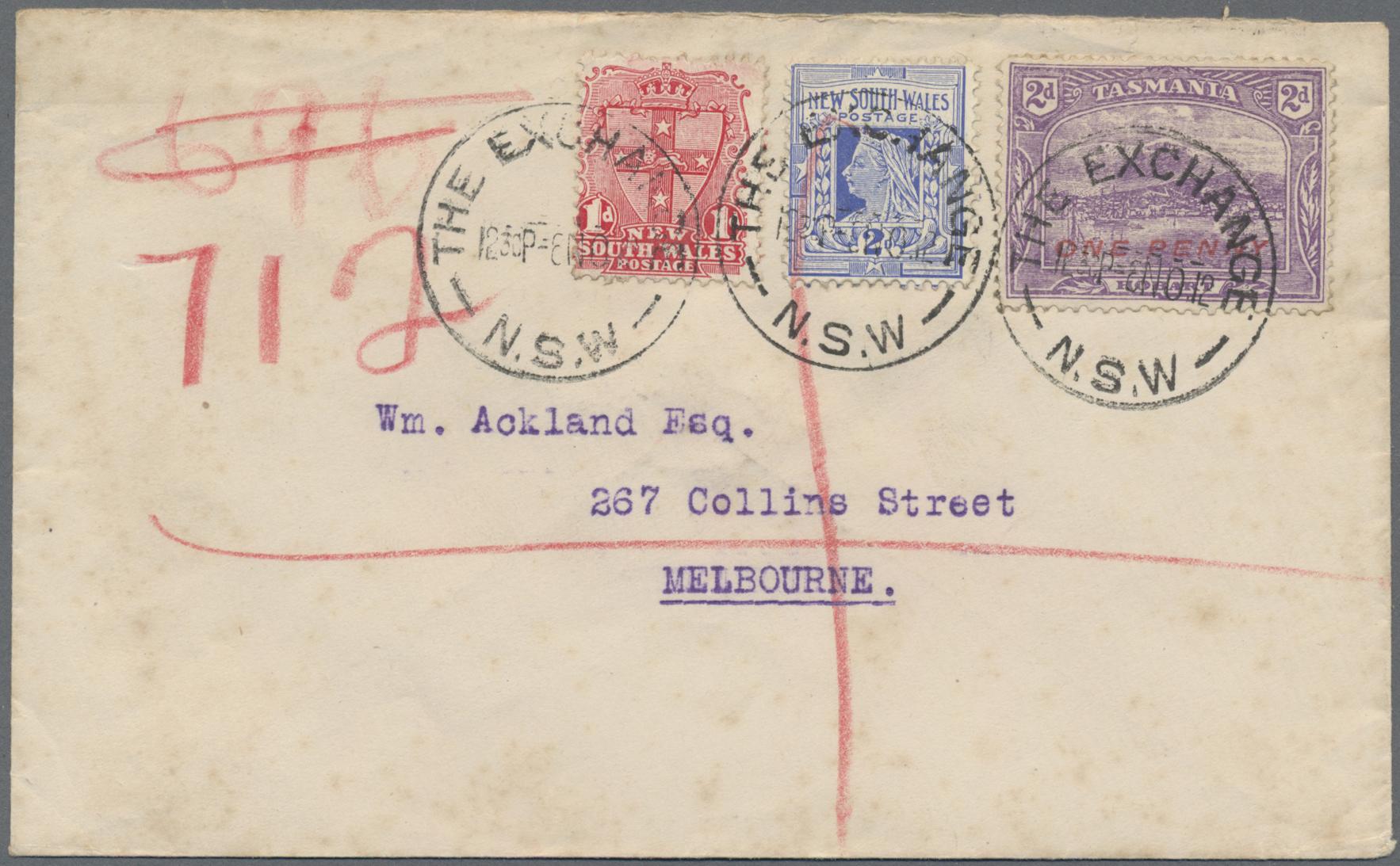 Lot 16062 - Australische Staaten   Australian States  -  Auktionshaus Christoph Gärtner GmbH & Co. KG 50th Auction Anniversary Auction - Day 5