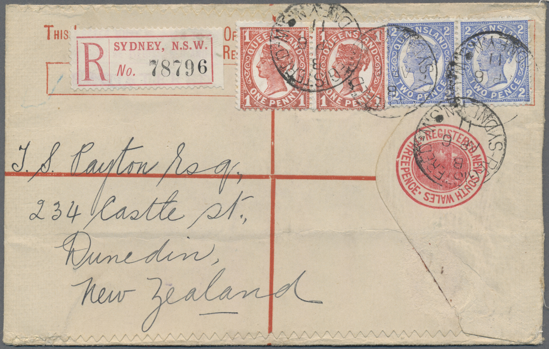 Lot 16063 - Australische Staaten | Australian States  -  Auktionshaus Christoph Gärtner GmbH & Co. KG 50th Auction Anniversary Auction - Day 5
