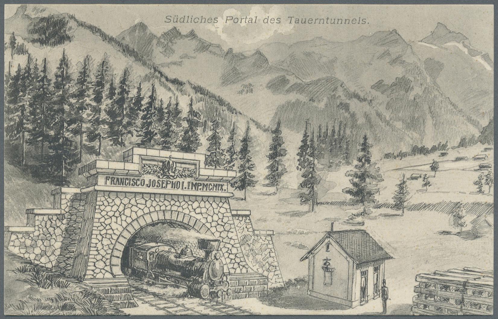 Lot 04135 - Ansichtskarten: Österreich  -  Auktionshaus Christoph Gärtner GmbH & Co. KG Sale #48 The Coins & The Picture Post Cards