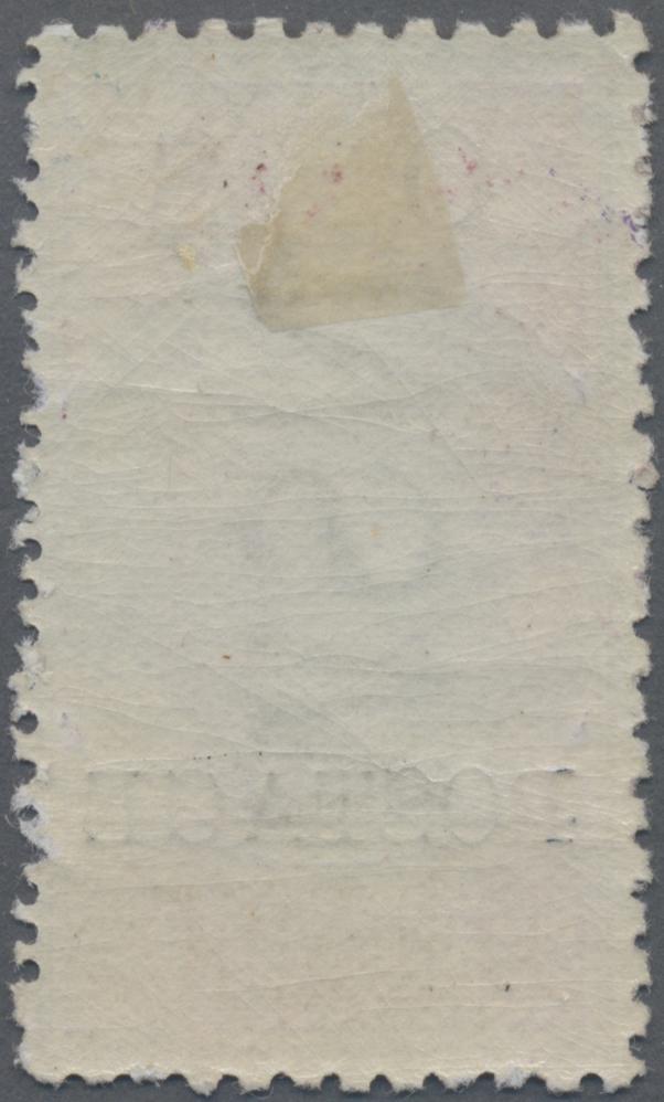 Lot 03016 - Neusüdwales - Dienstmarken  -  Auktionshaus Christoph Gärtner GmbH & Co. KG Sale #49 Special catalogue Australia, USA – Wells Fargo