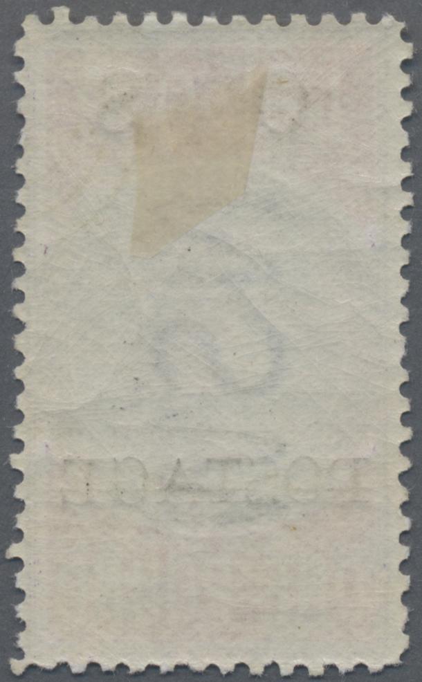 Lot 03015 - Neusüdwales - Dienstmarken  -  Auktionshaus Christoph Gärtner GmbH & Co. KG Sale #49 Special catalogue Australia, USA – Wells Fargo