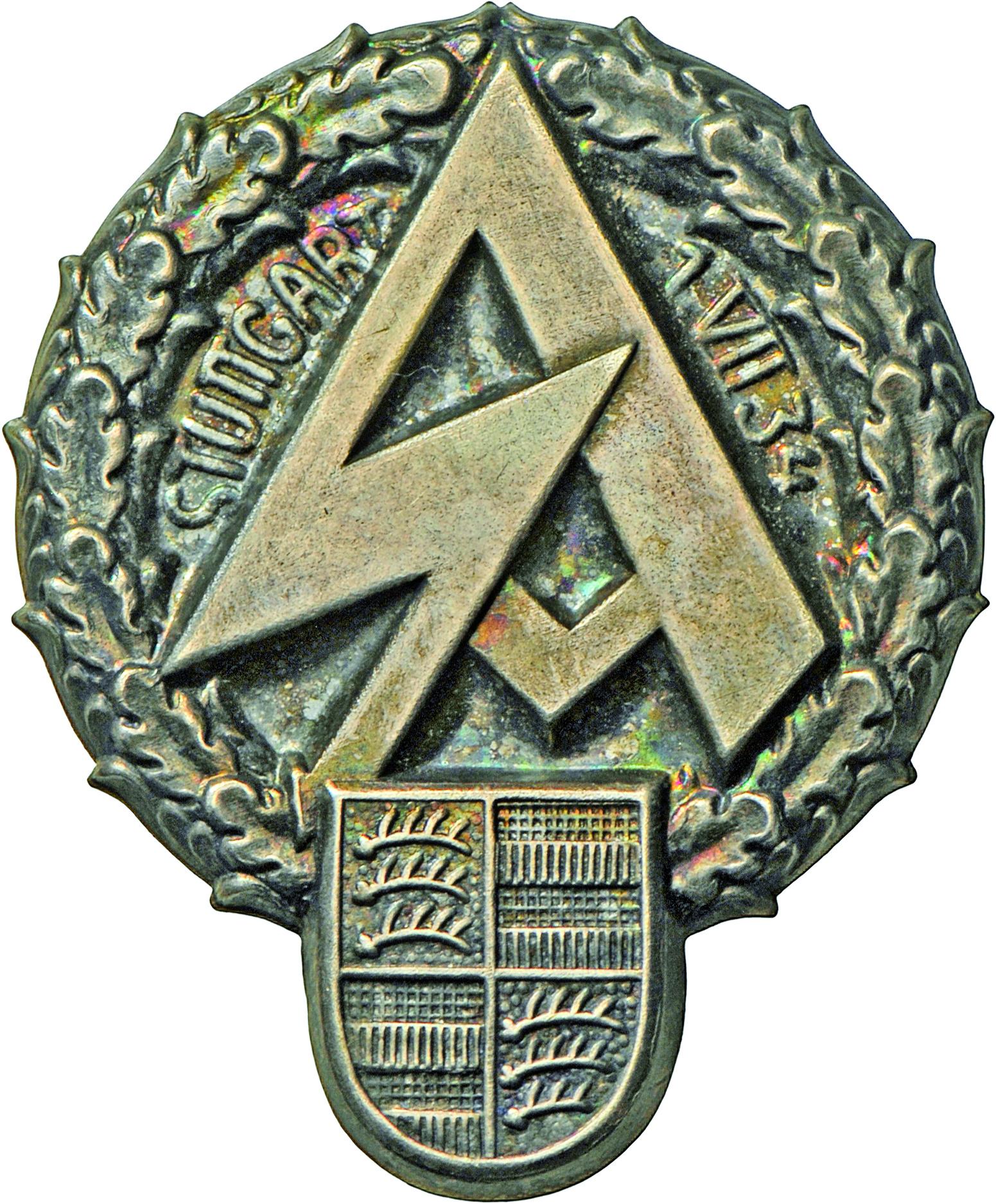 Lot 4579 - Medaillen Deutschland | Münzen  -  Auktionshaus Christoph Gärtner GmbH & Co. KG Banknotes & Coins Auction #39 Day 2