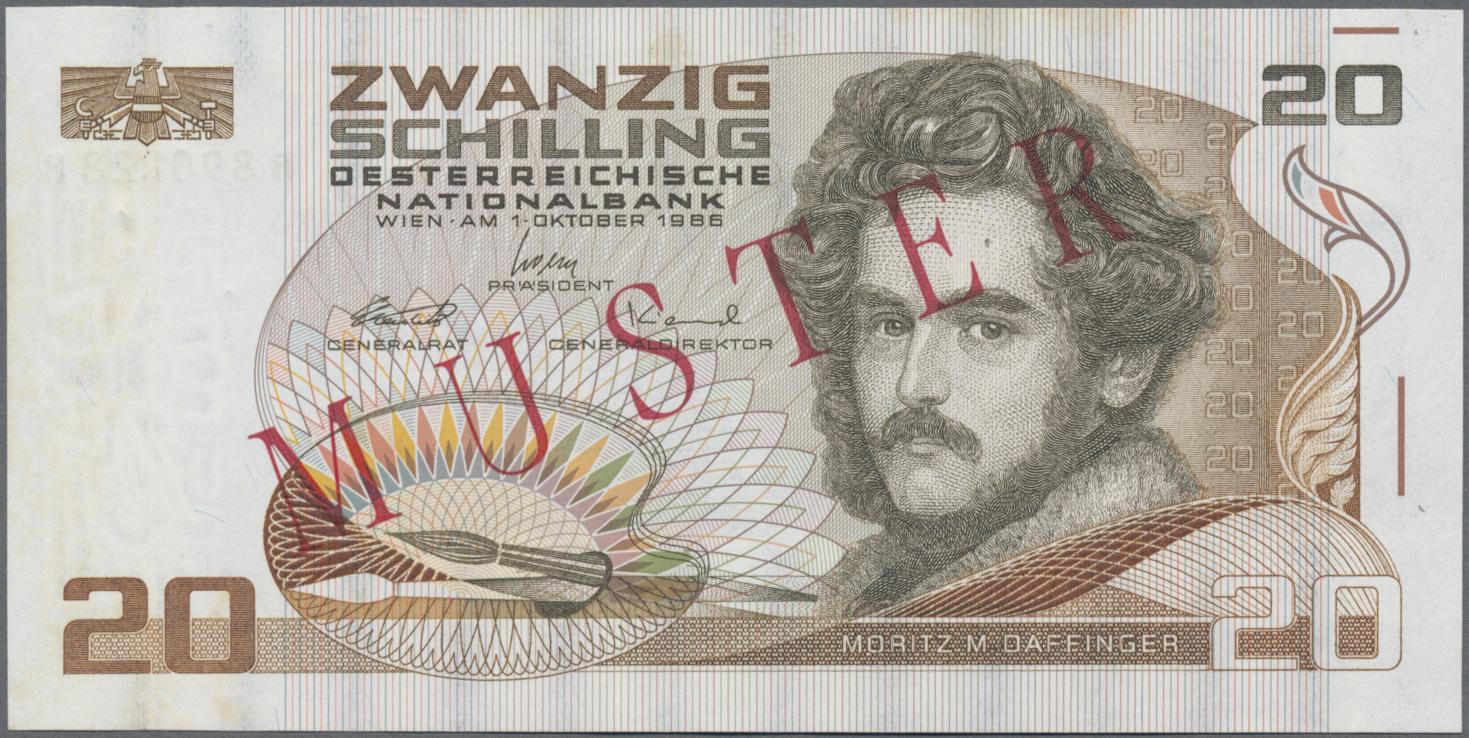 Lot 00046 - Austria / Österreich | Banknoten  -  Auktionshaus Christoph Gärtner GmbH & Co. KG Sale #48 The Banknotes