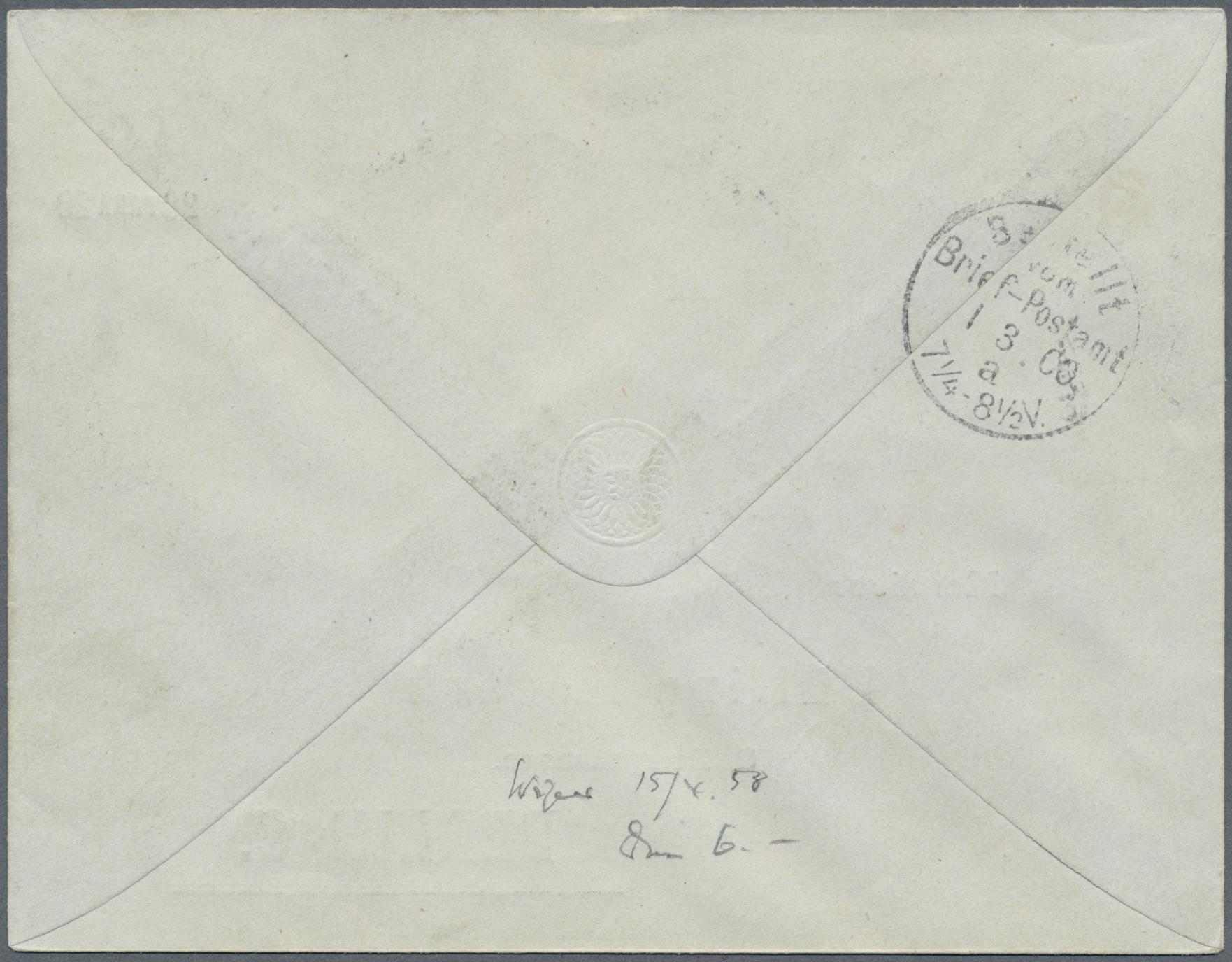 Lot 18540 - Deutsche Post in der Türkei - Ganzsachen  -  Auktionshaus Christoph Gärtner GmbH & Co. KG Auction #40 Germany, Picture Post Cards, Collections Overseas, Thematics
