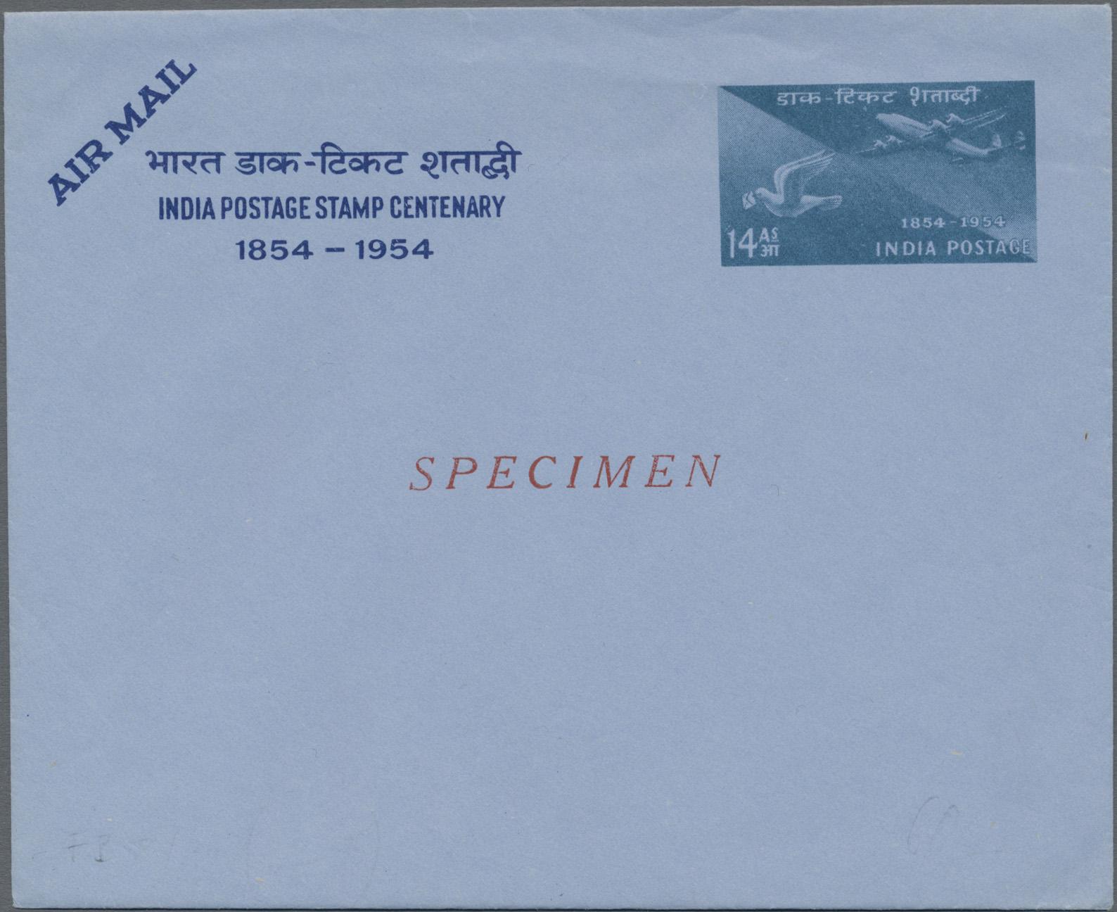Lot 09499 - Indien - Ganzsachen  -  Auktionshaus Christoph Gärtner GmbH & Co. KG 51th Auction - Day 4