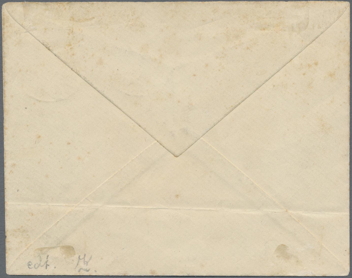 Lot 1352 - Deutsche Kolonien - Samoa - Britische Besetzung  -  Auktionshaus Edgar Mohrmann & Co. Internat. Briefmarken-Auktionen GmhH Auction #211