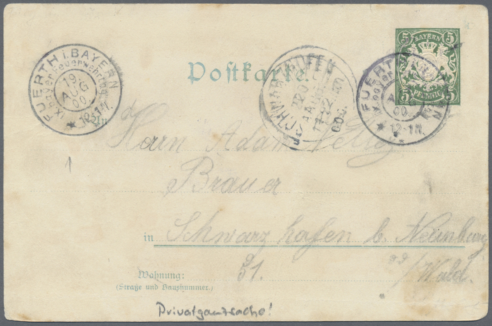 Lot 21204 - ansichtskarten: motive / thematics  -  Auktionshaus Christoph Gärtner GmbH & Co. KG Auction #40 Germany, Picture Post Cards, Collections Overseas, Thematics