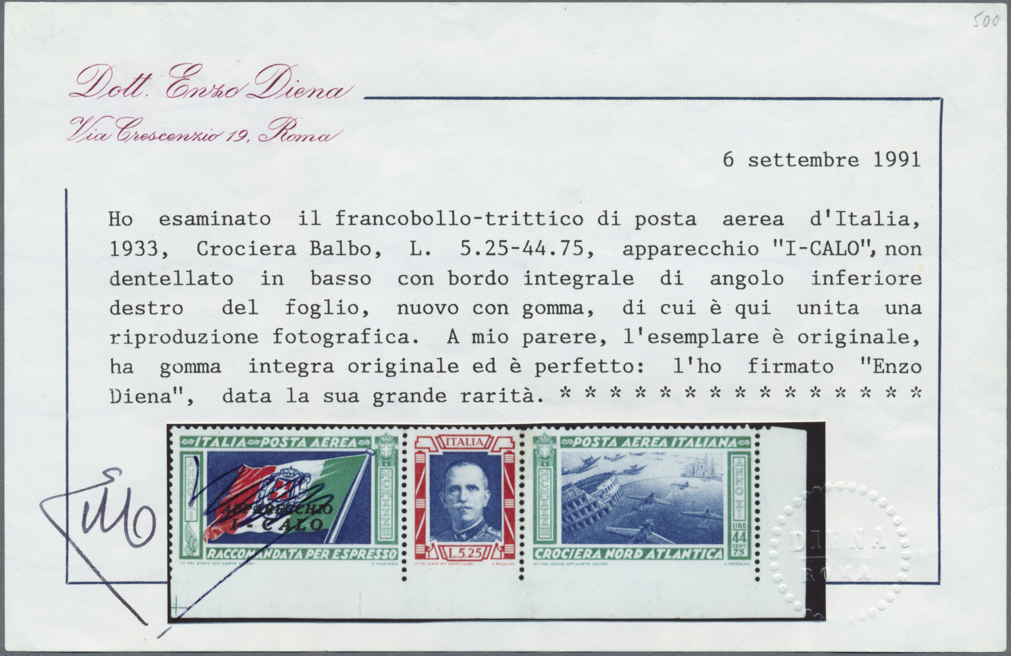 Lot 969 - italien  -  Auktionshaus Christoph Gärtner GmbH & Co. KG Auction #41 Special auction part one