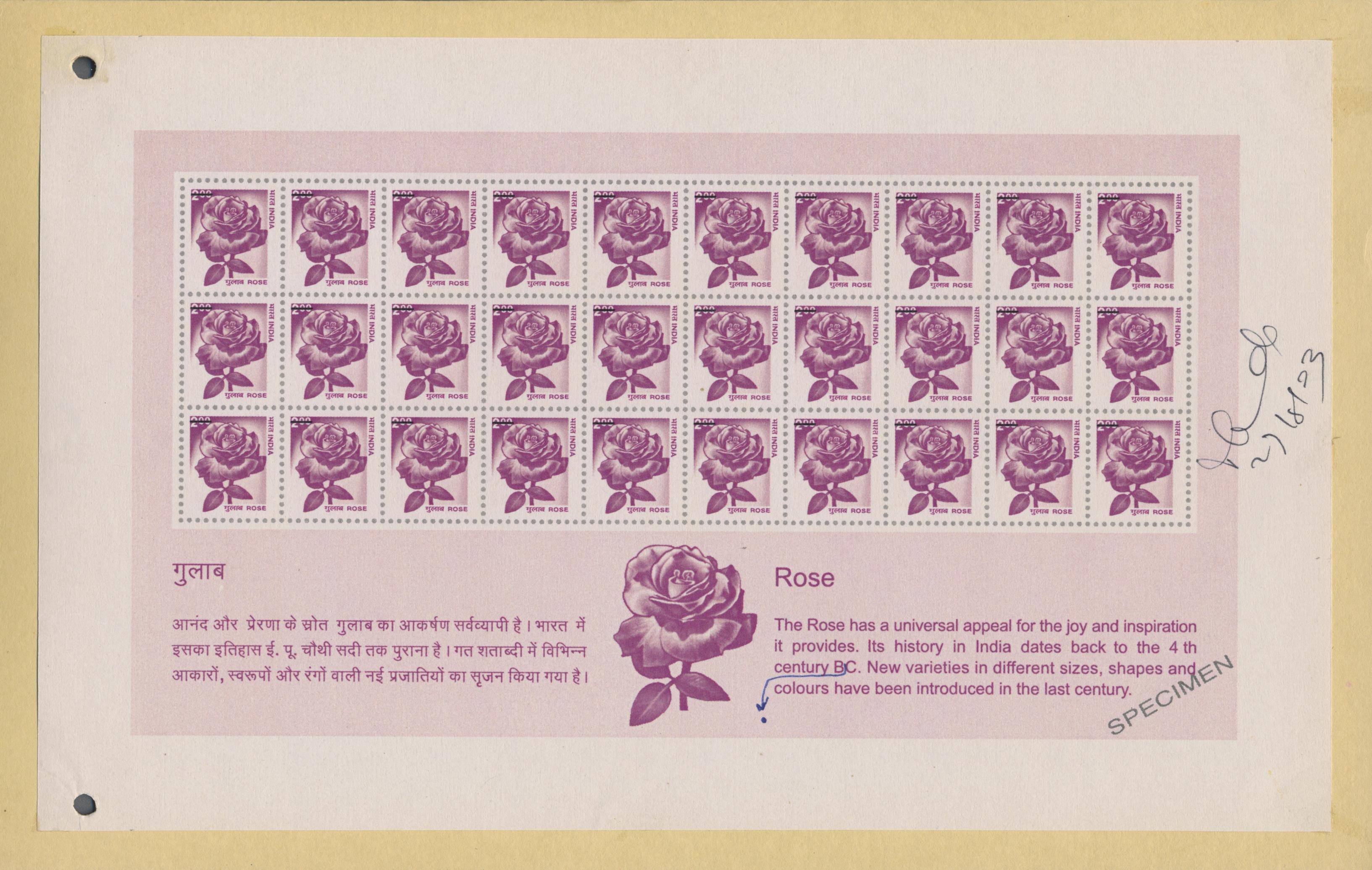 Lot 22908 - Thematik: Flora, Botanik / flora, botany, bloom  -  Auktionshaus Christoph Gärtner GmbH & Co. KG Sale #46 Collections Worldwide