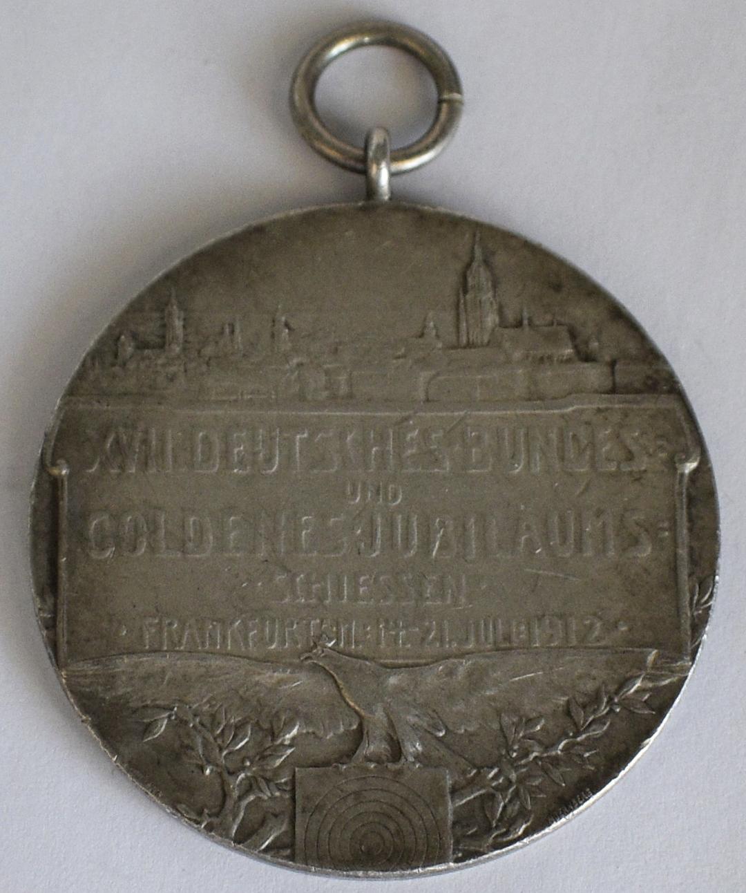 Lot 02404 - Medaillen Deutschland - Geographisch | Münzen  -  Auktionshaus Christoph Gärtner GmbH & Co. KG Sale #48 The Coins & The Picture Post Cards