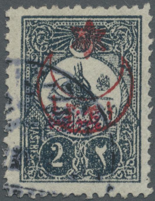 Lot 19278 - türkei  -  Auktionshaus Christoph Gärtner GmbH & Co. KG Single lots Philately Overseas & Europe. Auction #39 Day 4