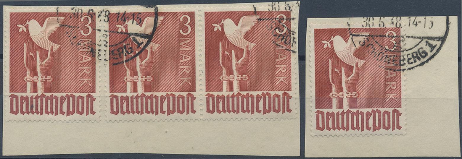 Lot 37274 - Alliierte Besetzung - Gemeinschaftsausgaben  -  Auktionshaus Christoph Gärtner GmbH & Co. KG Sale #44 Collections Germany