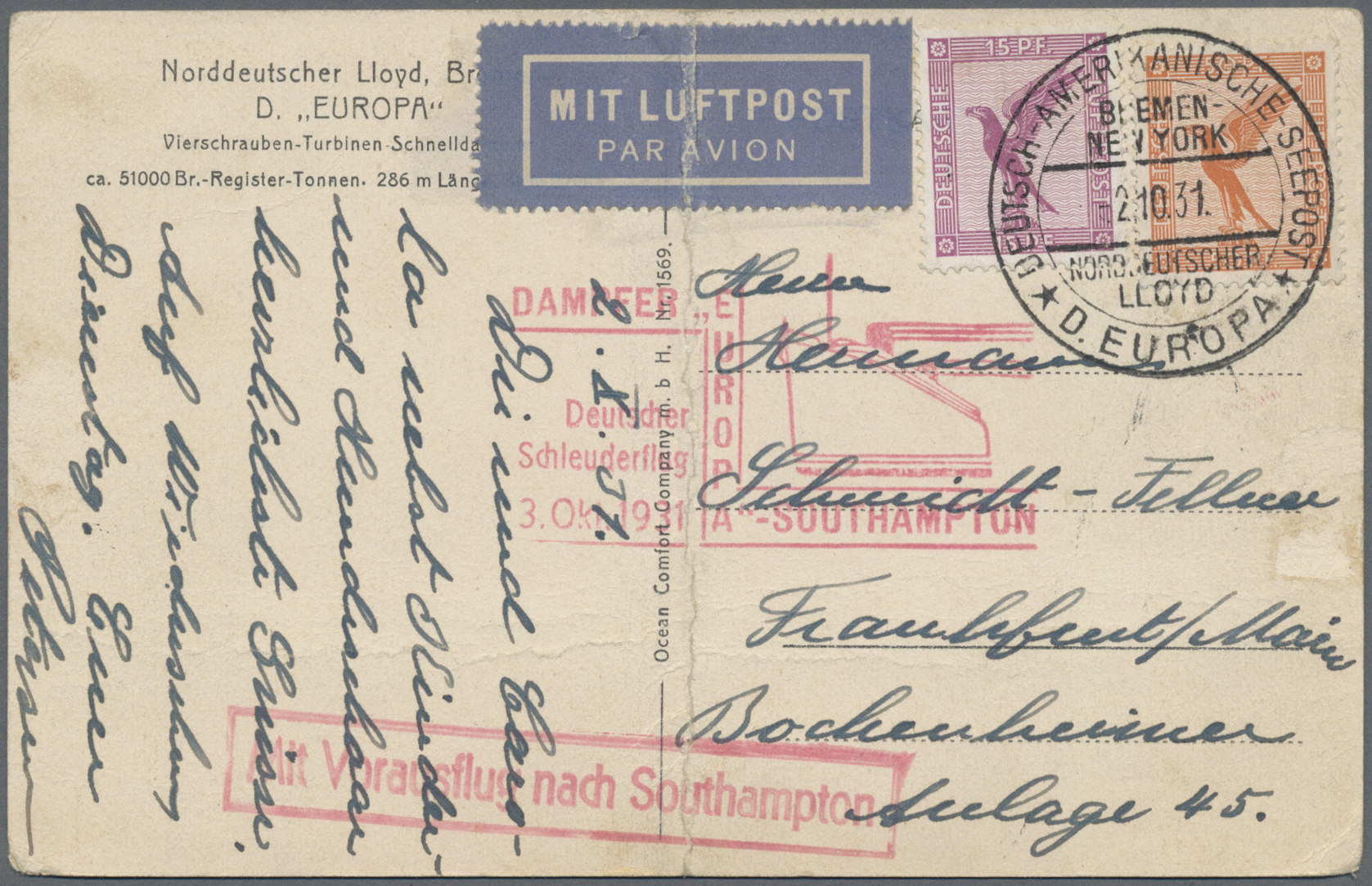 Lot 36463 - Deutsches Reich  -  Auktionshaus Christoph Gärtner GmbH & Co. KG Sale #44 Collections Germany