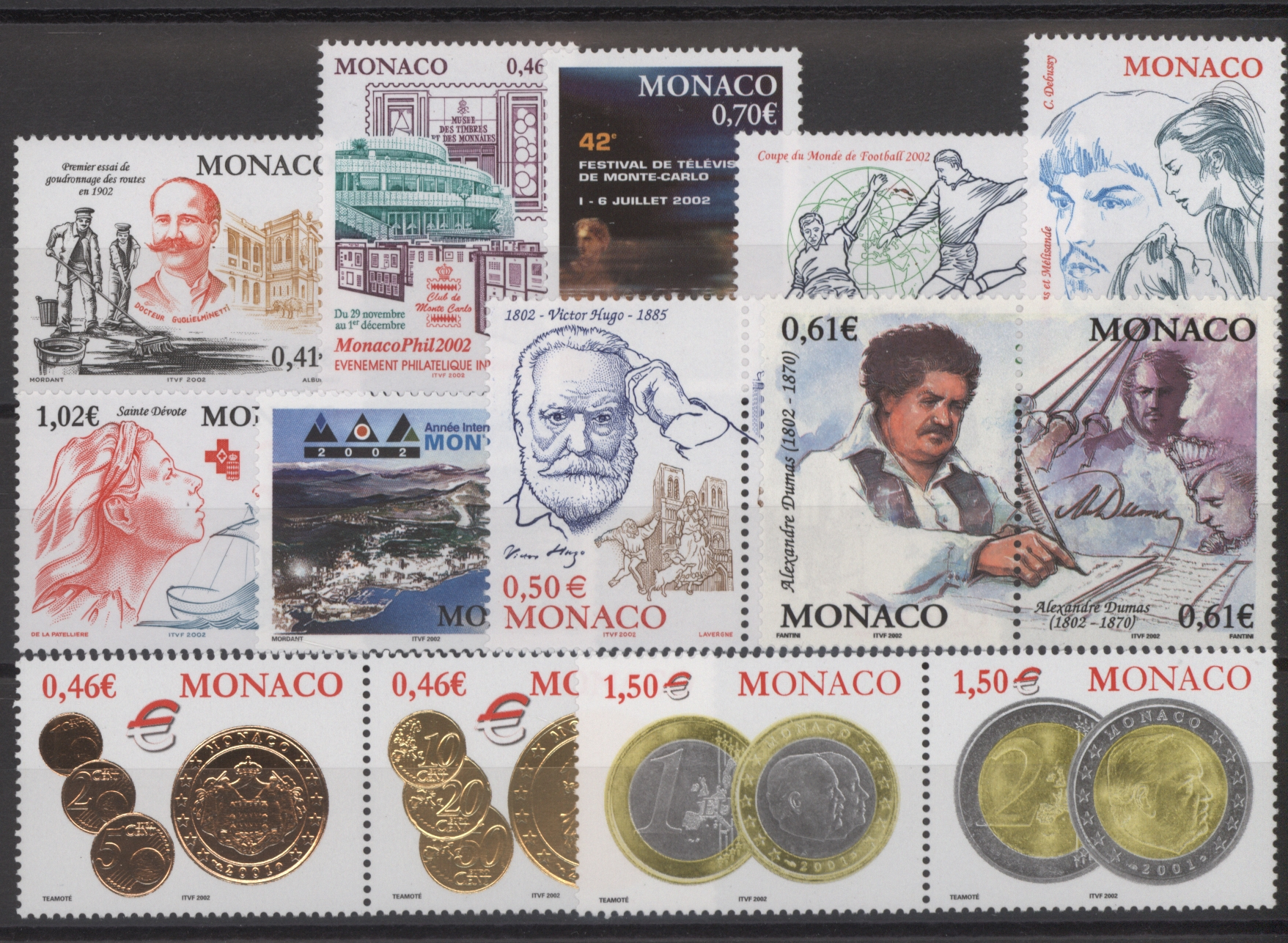 Lot 18933 - Monaco  -  Auktionshaus Christoph Gärtner GmbH & Co. KG 50th Auction Anniversary Auction - Day 5