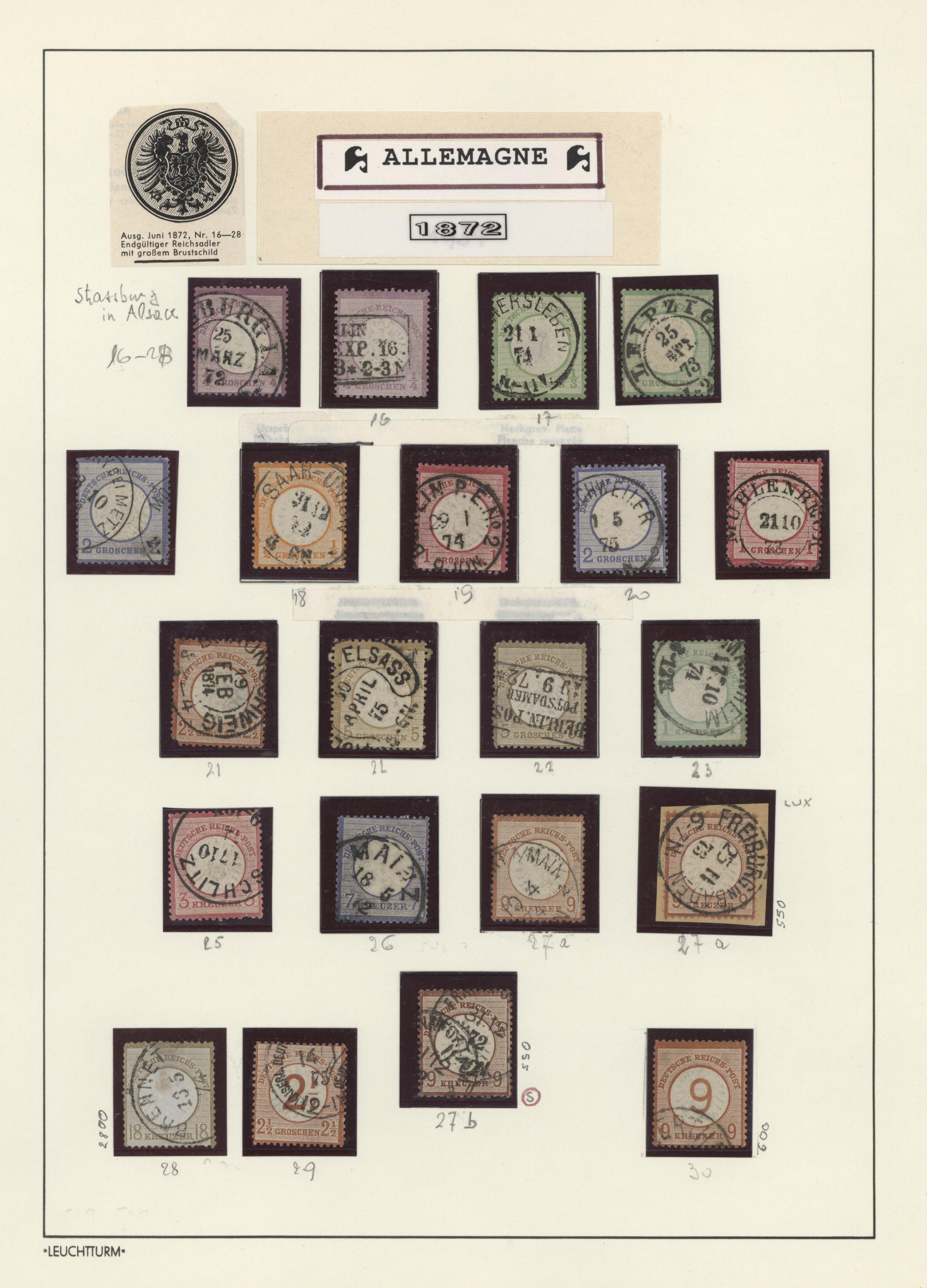 Lot 36544 - Deutsches Reich - Brustschild  -  Auktionshaus Christoph Gärtner GmbH & Co. KG Sale #44 Collections Germany
