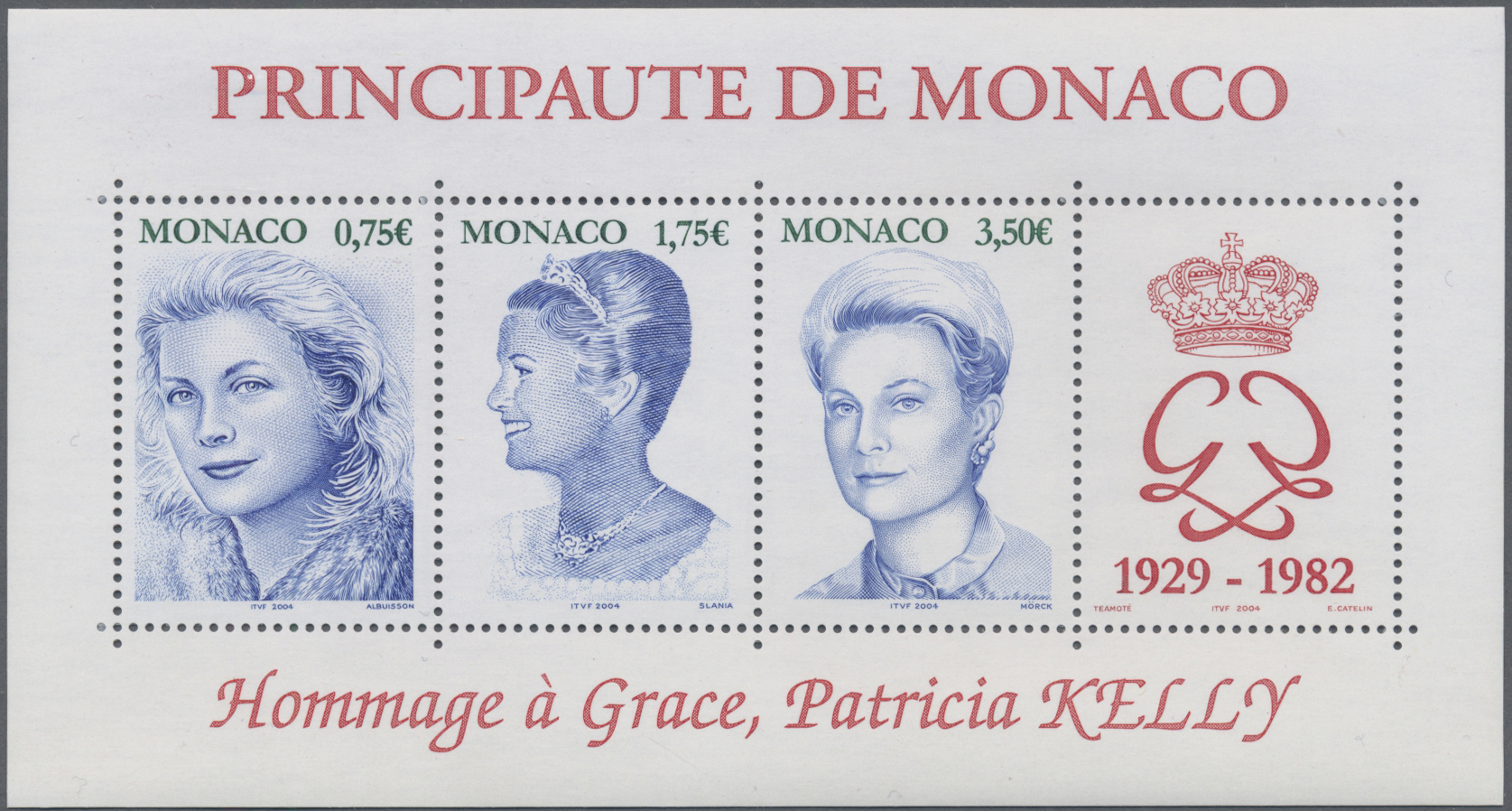 Lot 18936 - Monaco  -  Auktionshaus Christoph Gärtner GmbH & Co. KG 50th Auction Anniversary Auction - Day 5