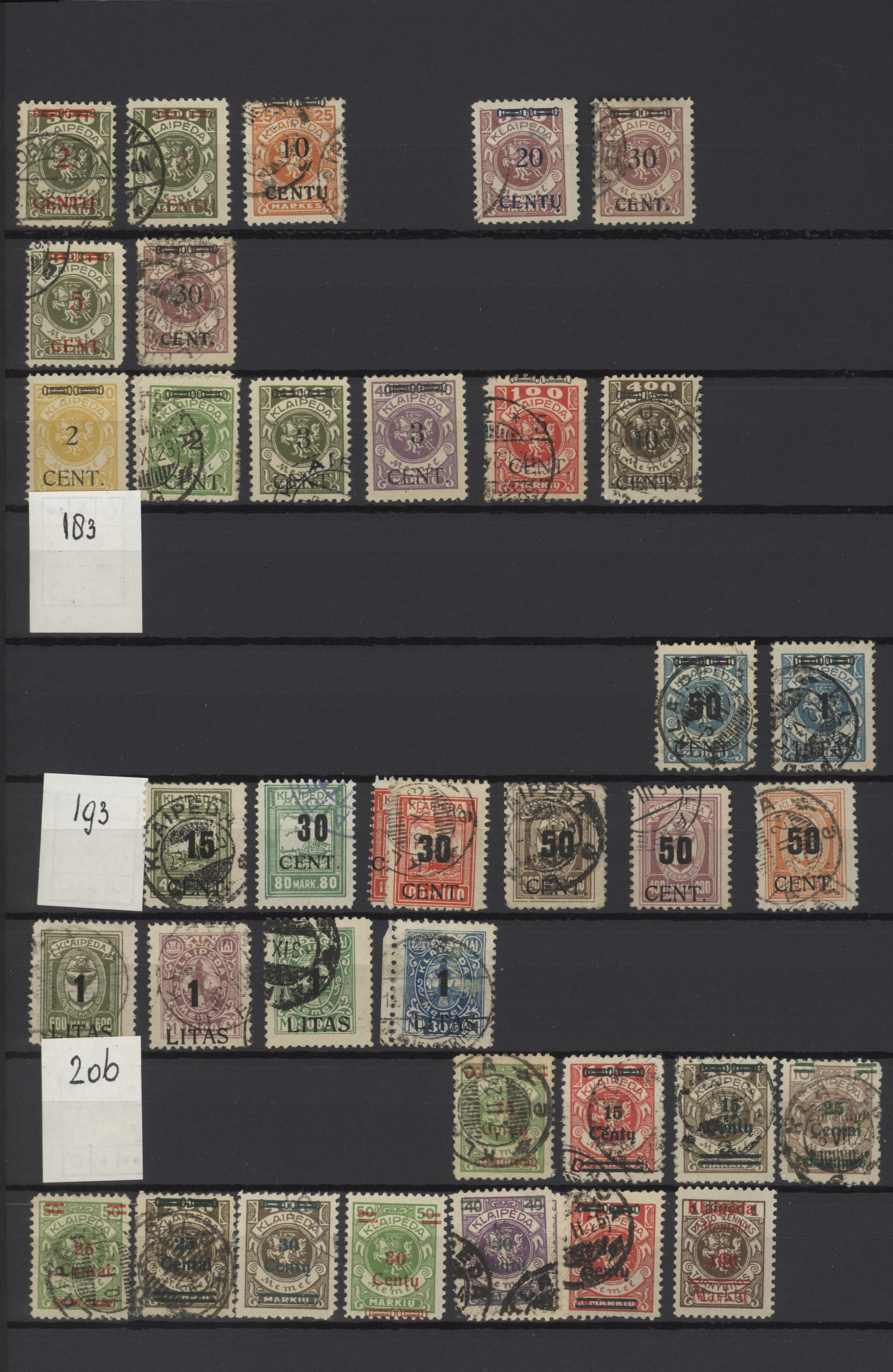 Lot 37005 - deutsche abstimmungsgebiete  -  Auktionshaus Christoph Gärtner GmbH & Co. KG Sale #44 Collections Germany