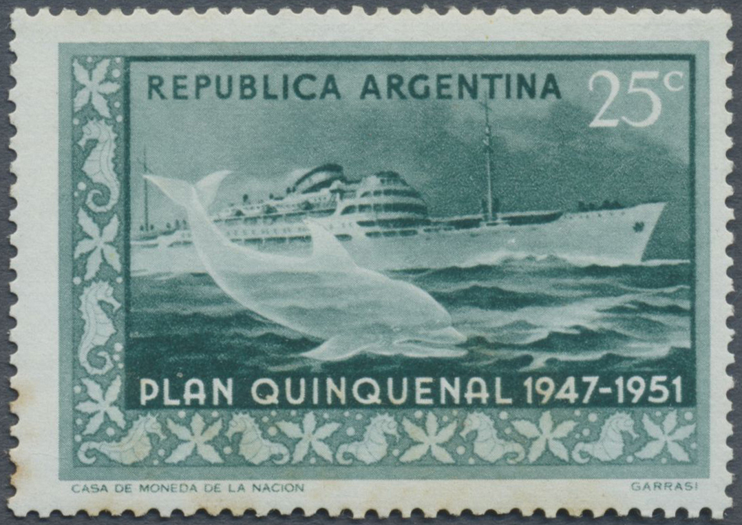 Lot 13188 - argentinien  -  Auktionshaus Christoph Gärtner GmbH & Co. KG Single lots Philately Overseas & Europe. Auction #39 Day 4
