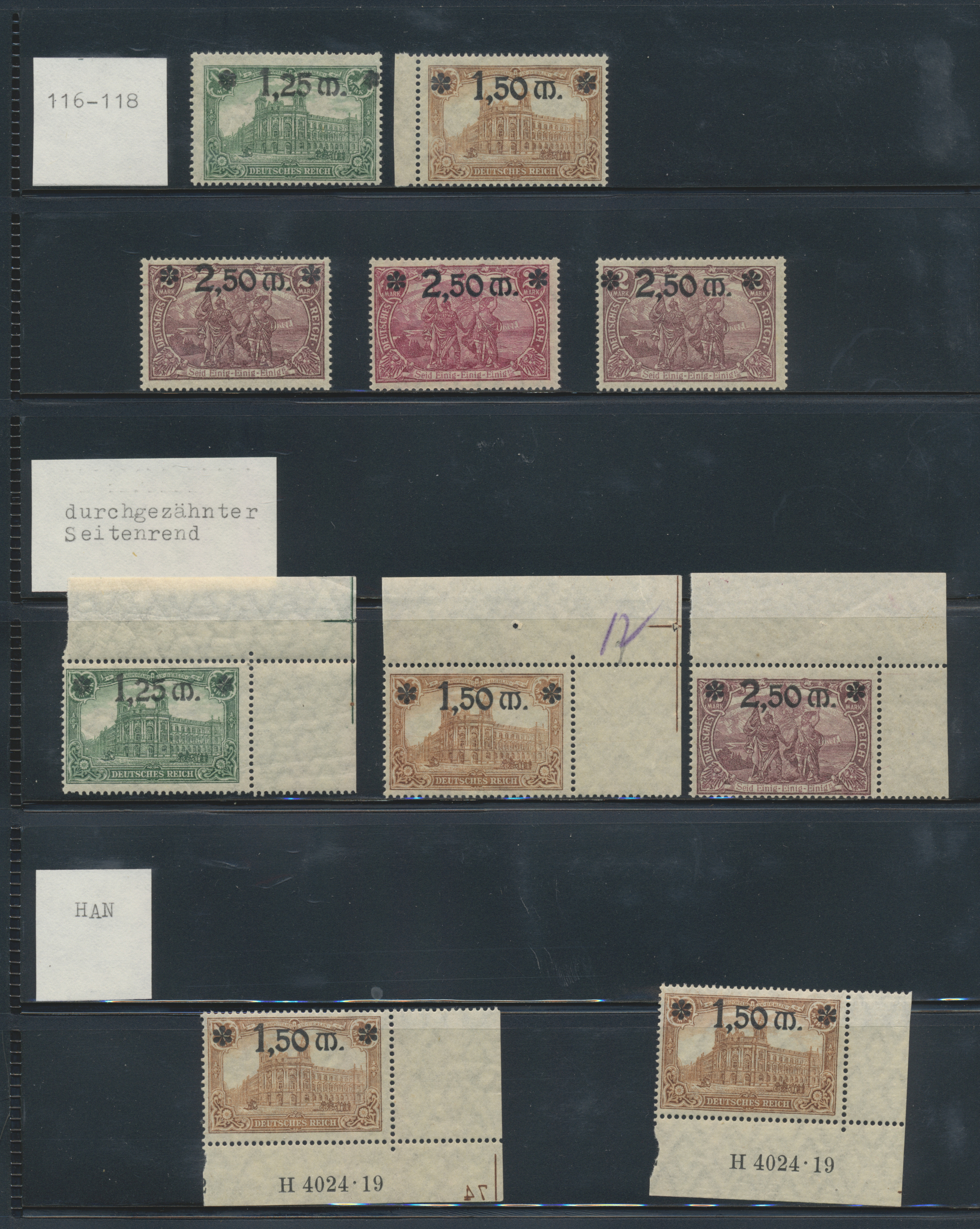 Lot 36625 - Deutsches Reich - Inflation  -  Auktionshaus Christoph Gärtner GmbH & Co. KG Sale #44 Collections Germany