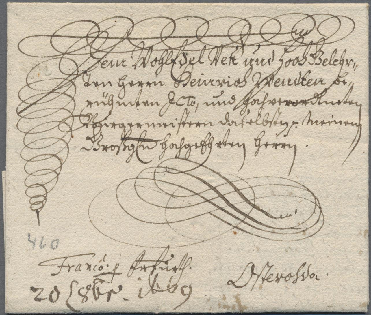 Lot 20471 - Preußen - Vorphilatelie  -  Auktionshaus Christoph Gärtner GmbH & Co. KG Sale #44 Germany, Picture Post cards