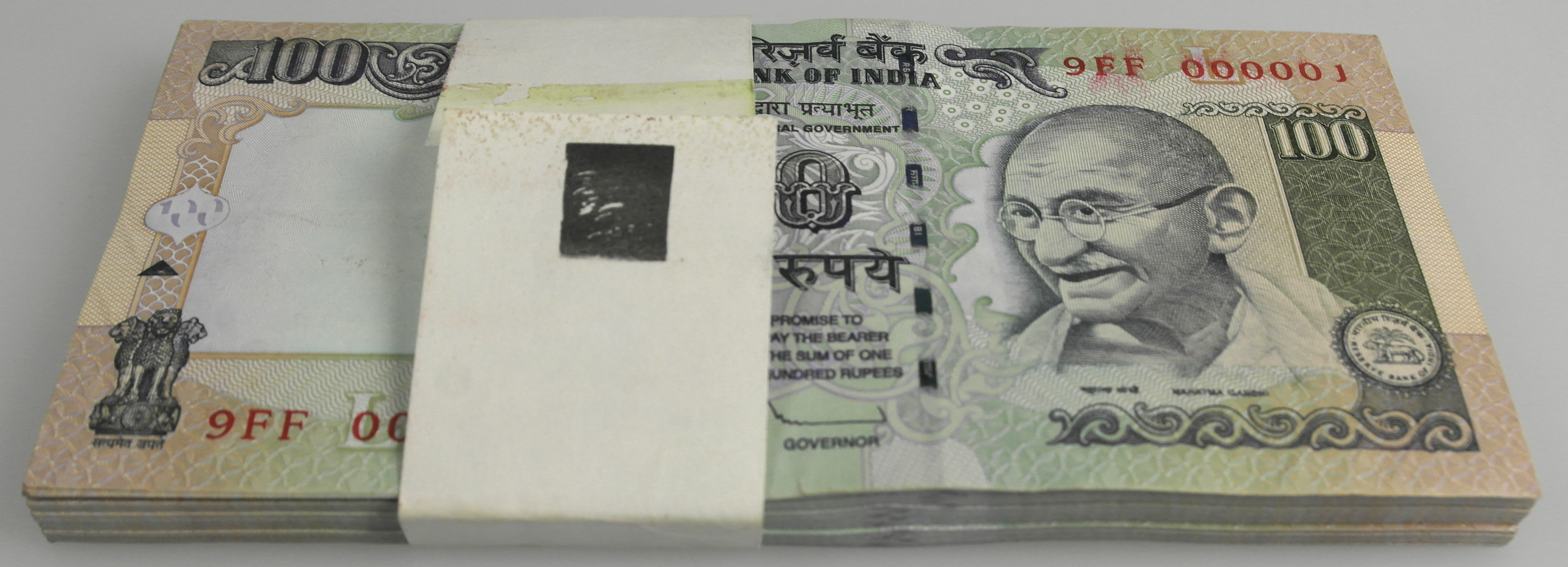Stamp Auction - India / Indien | Banknoten - Banknotes