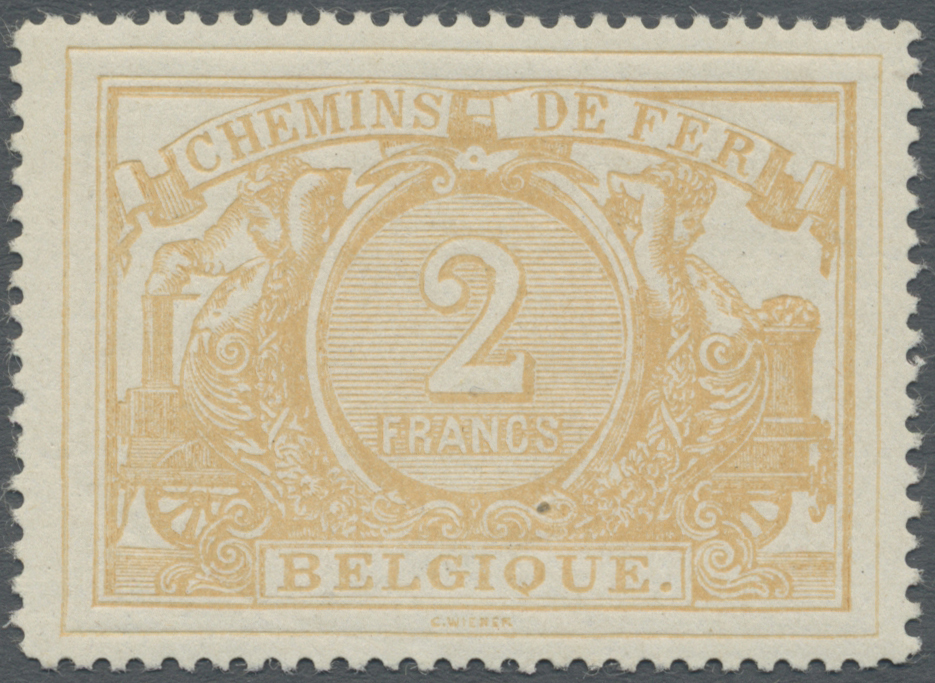 Lot 15654 - Belgien - Portomarken  -  Auktionshaus Christoph Gärtner GmbH & Co. KG Single lots Philately Overseas & Europe. Auction #39 Day 4