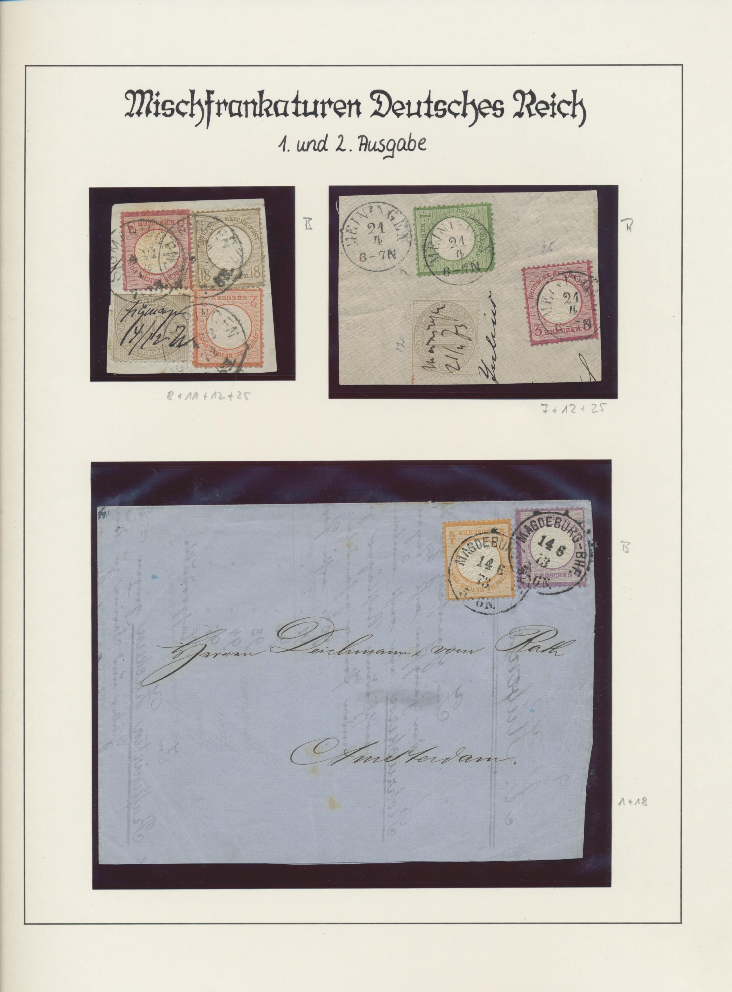 Lot 36529 - Deutsches Reich - Brustschild  -  Auktionshaus Christoph Gärtner GmbH & Co. KG Sale #44 Collections Germany
