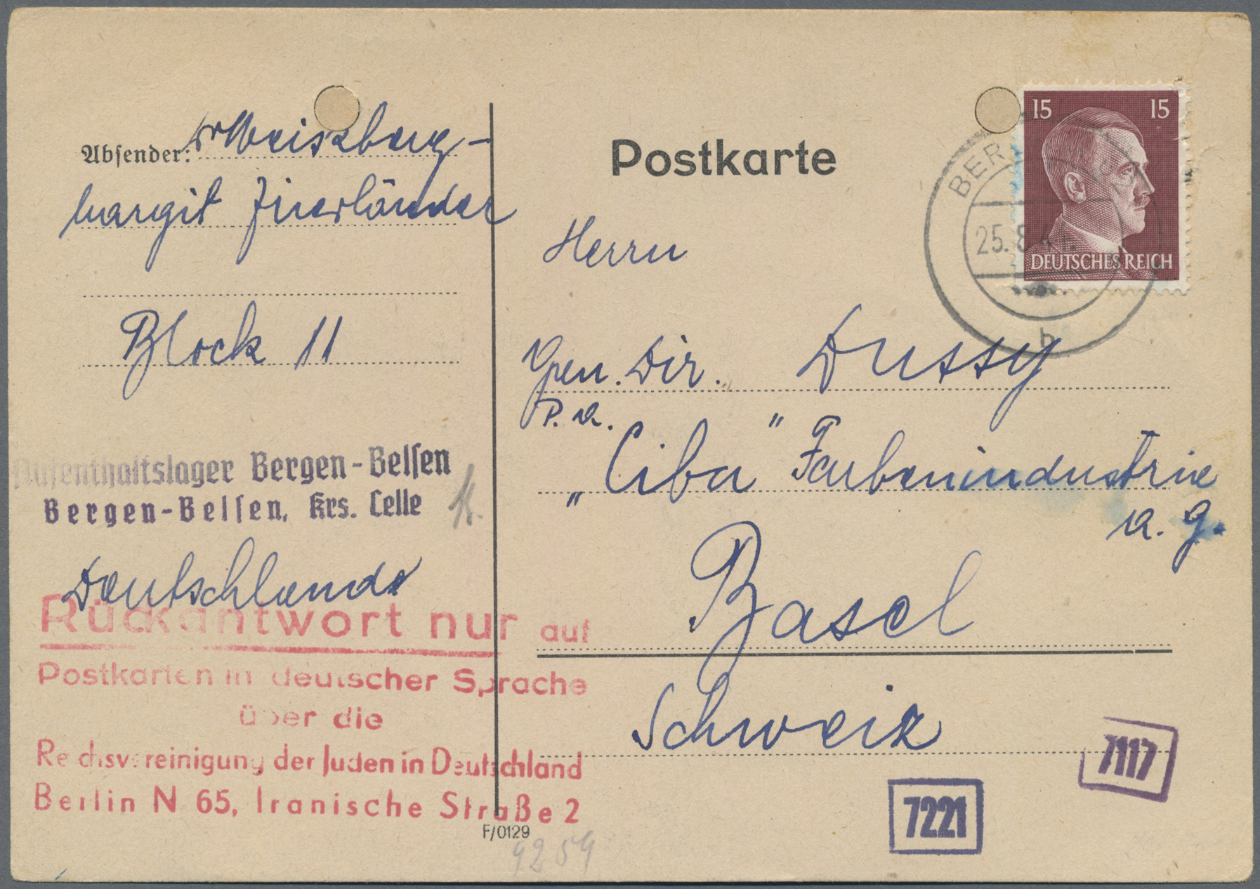 Lot 23988A - kz-post  -  Auktionshaus Christoph Gärtner GmbH & Co. KG Sale #44 Germany, Picture Post cards