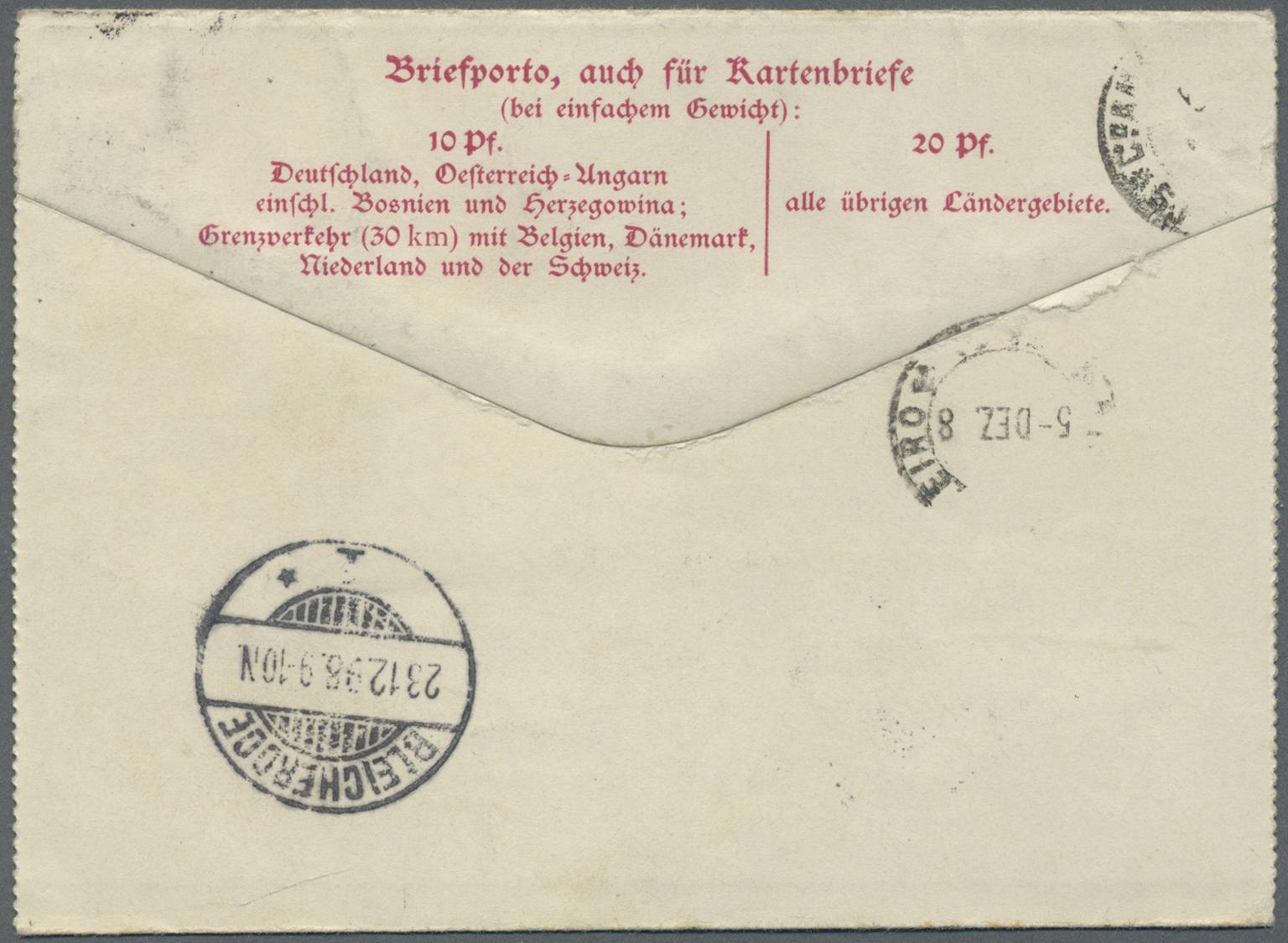 Stamp Auction Brasilien Single Lots Philately Overseas Europe