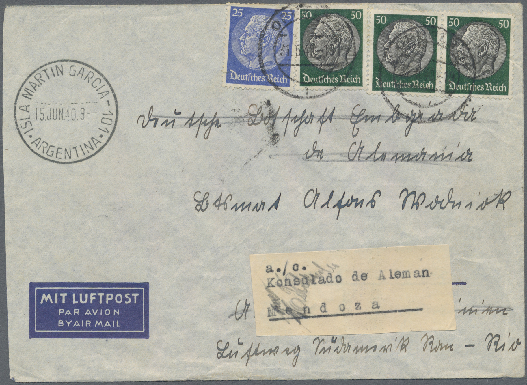 Lot 21078 - kriegsgefangenen-lagerpost  -  Auktionshaus Christoph Gärtner GmbH & Co. KG Sale #48 Estates, supplement Germany before & after 1945