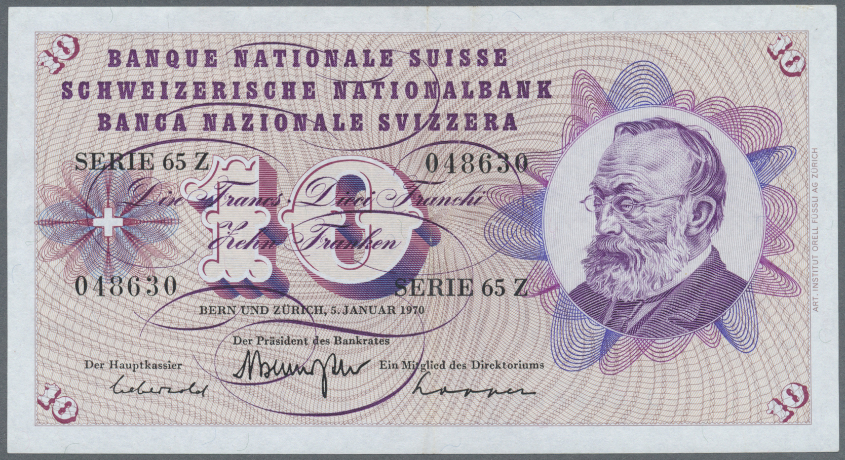 Lot 2697 - Alle Welt | Banknoten  -  Auktionshaus Christoph Gärtner GmbH & Co. KG Banknotes & Coins Auction #39 Day 2
