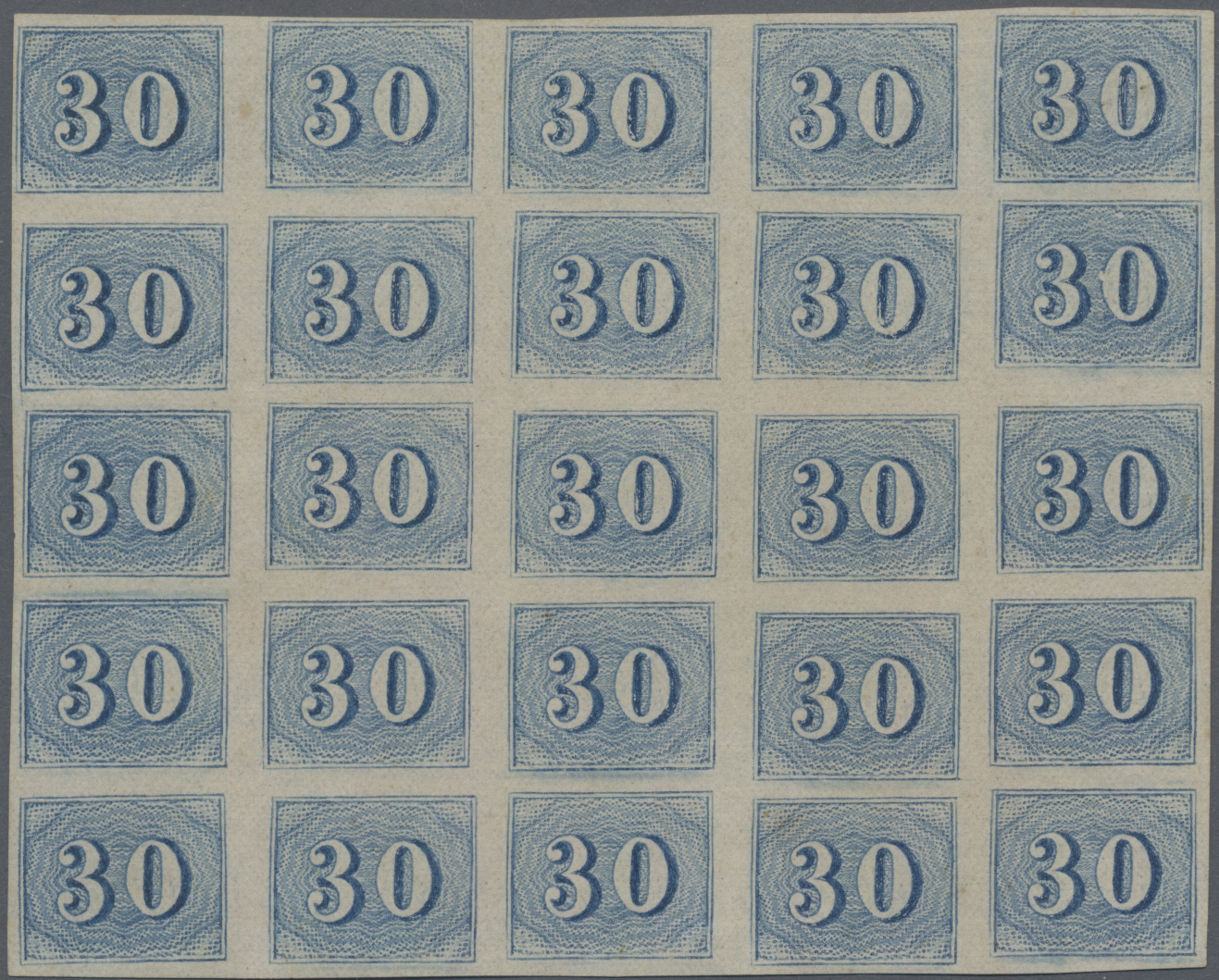 Lot 07153 - brasilien  -  Auktionshaus Christoph Gärtner GmbH & Co. KG Sale #48 The Single Lots Philatelie