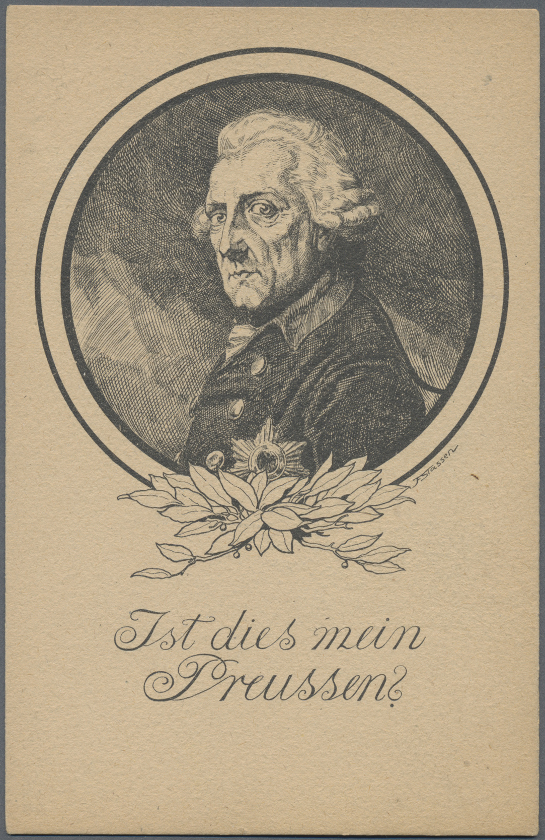 Lot 02504 - ansichtskarten: politik / politics  -  Auktionshaus Christoph Gärtner GmbH & Co. KG Special auction